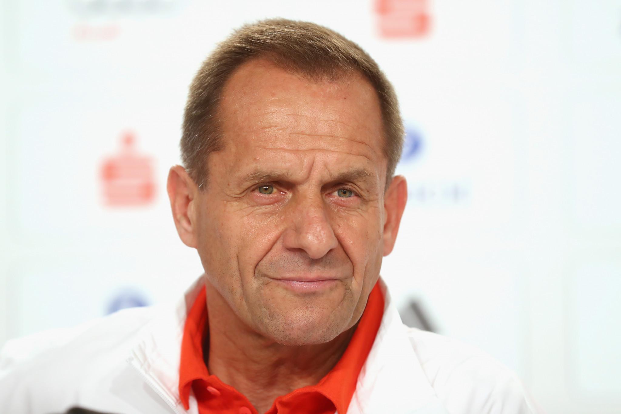 DOSB President Alfons Hörmann said the survey revealed how