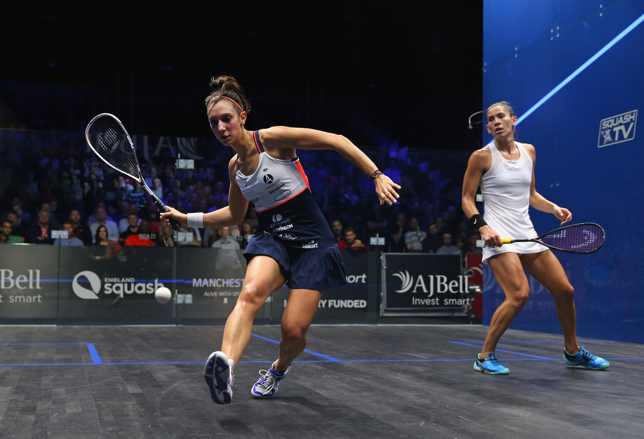 Top seeds advance to last eight at PSA Manchester Open