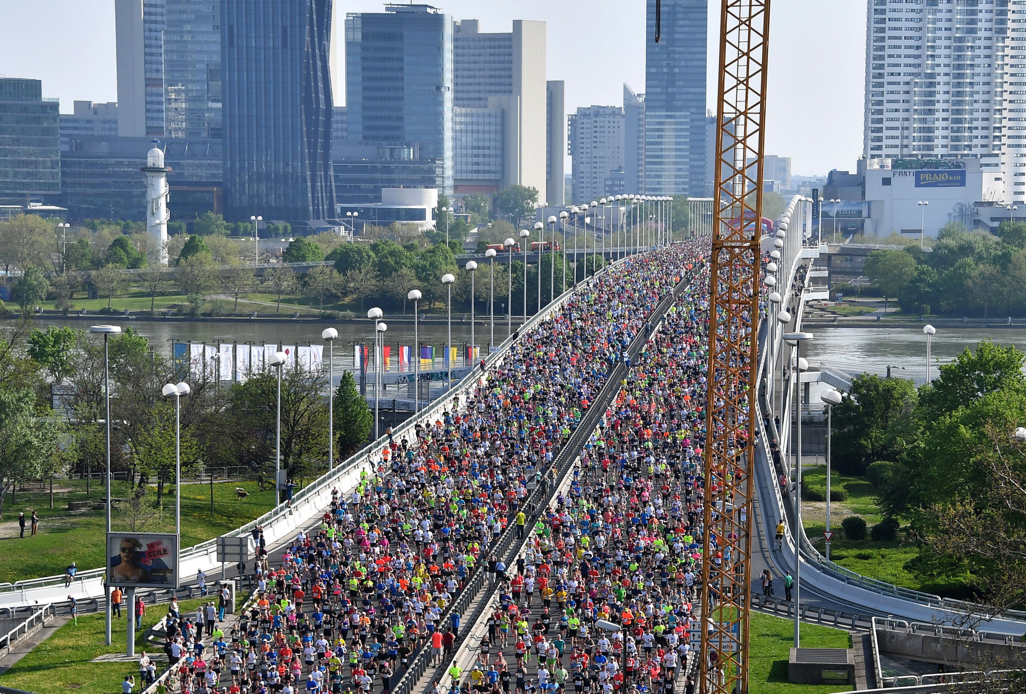 Vienna City Marathon pushed back from April to September 2021 due to COVID-19
