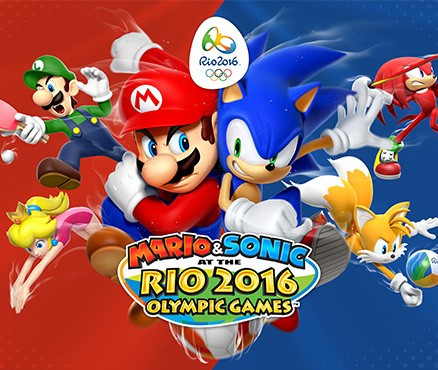 Nintendo has announced that the video game Mario and Sonic At The Rio 2016 Olympic Games will be available for Wii U from June 24 ©Nintendo