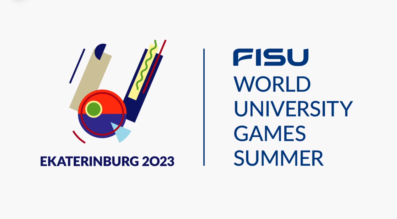 "Yekaterinburg 2023 unveils ""live"" logo for Summer World University Games"