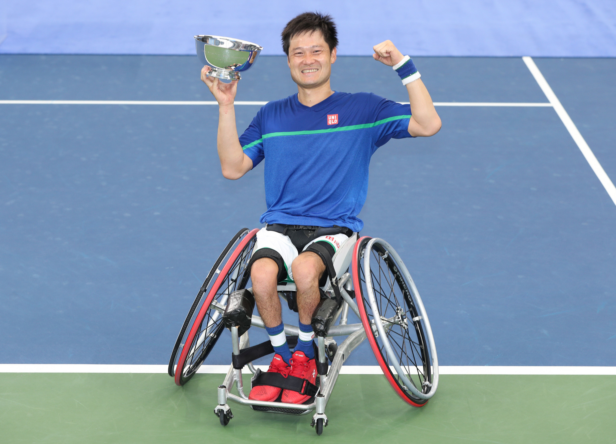 US Open showed Tokyo 2020 can be held safely, claims Japanese wheelchair tennis star