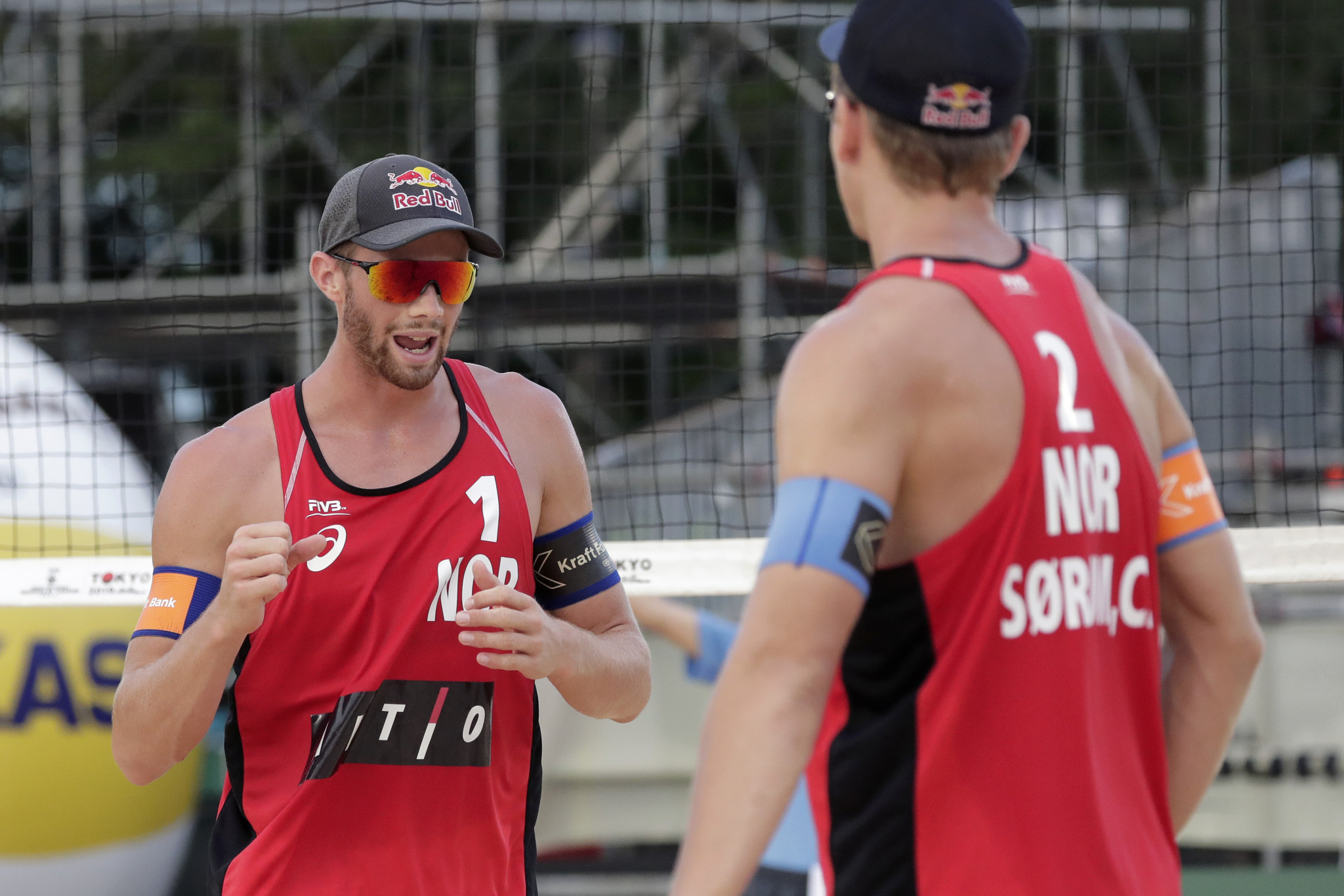 Mol and Sørum reach last four in bid for European Beach Volleyball Championships hat-trick