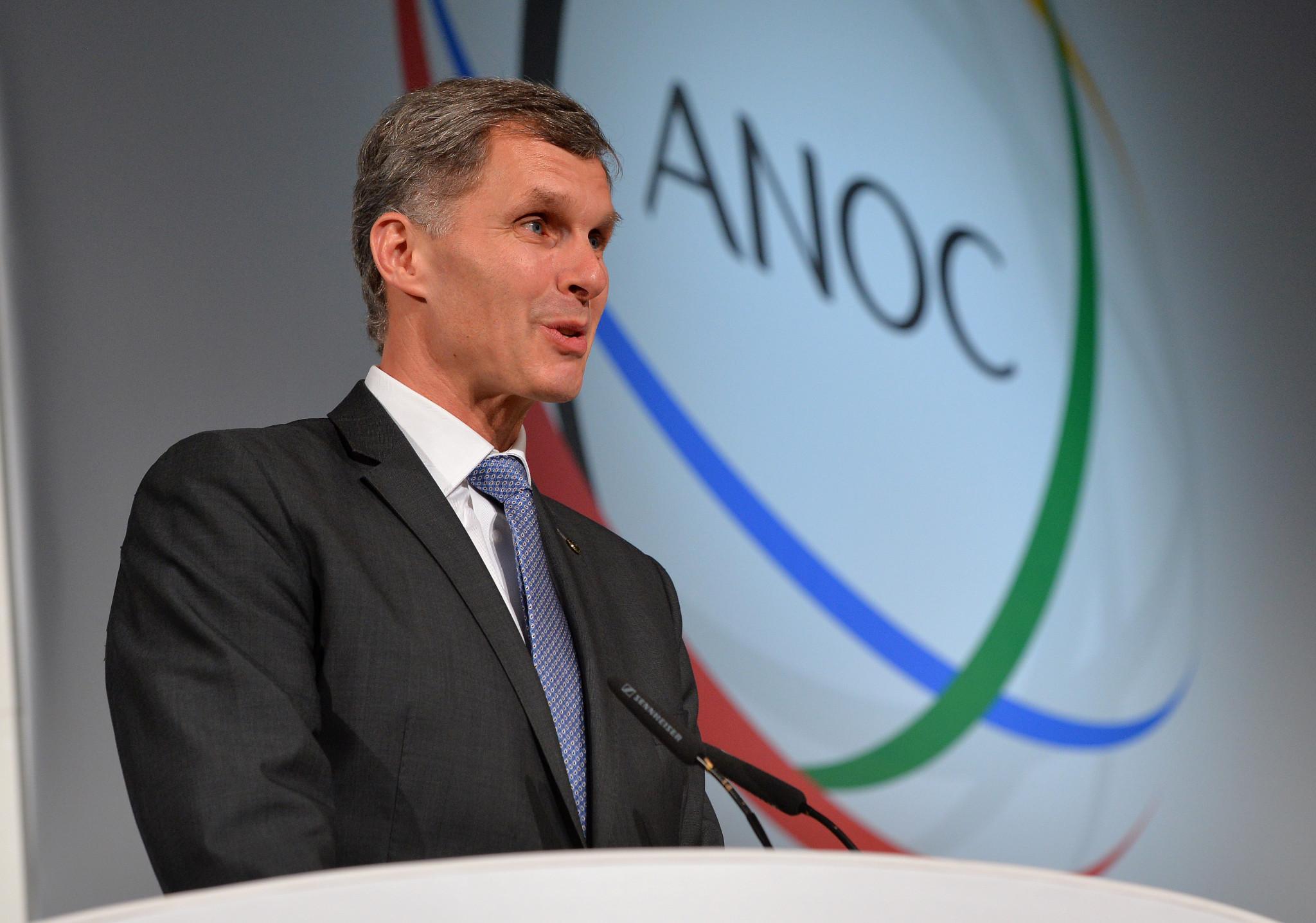 Jiří Kejval has been Czech Olympic Committee President since 2012 ©ANOC