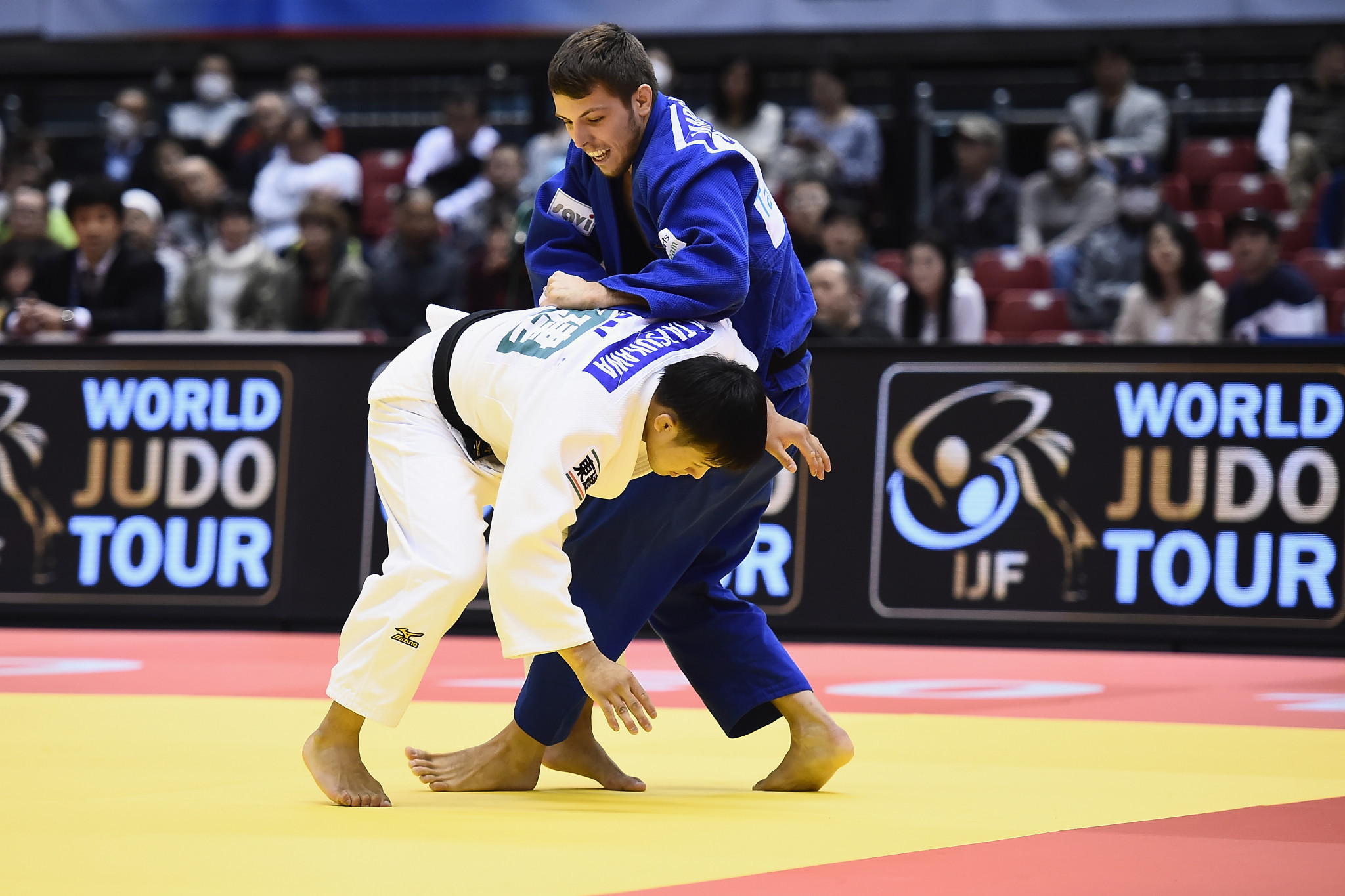 Judo's Tokyo Grand Slam not expected to take place in December