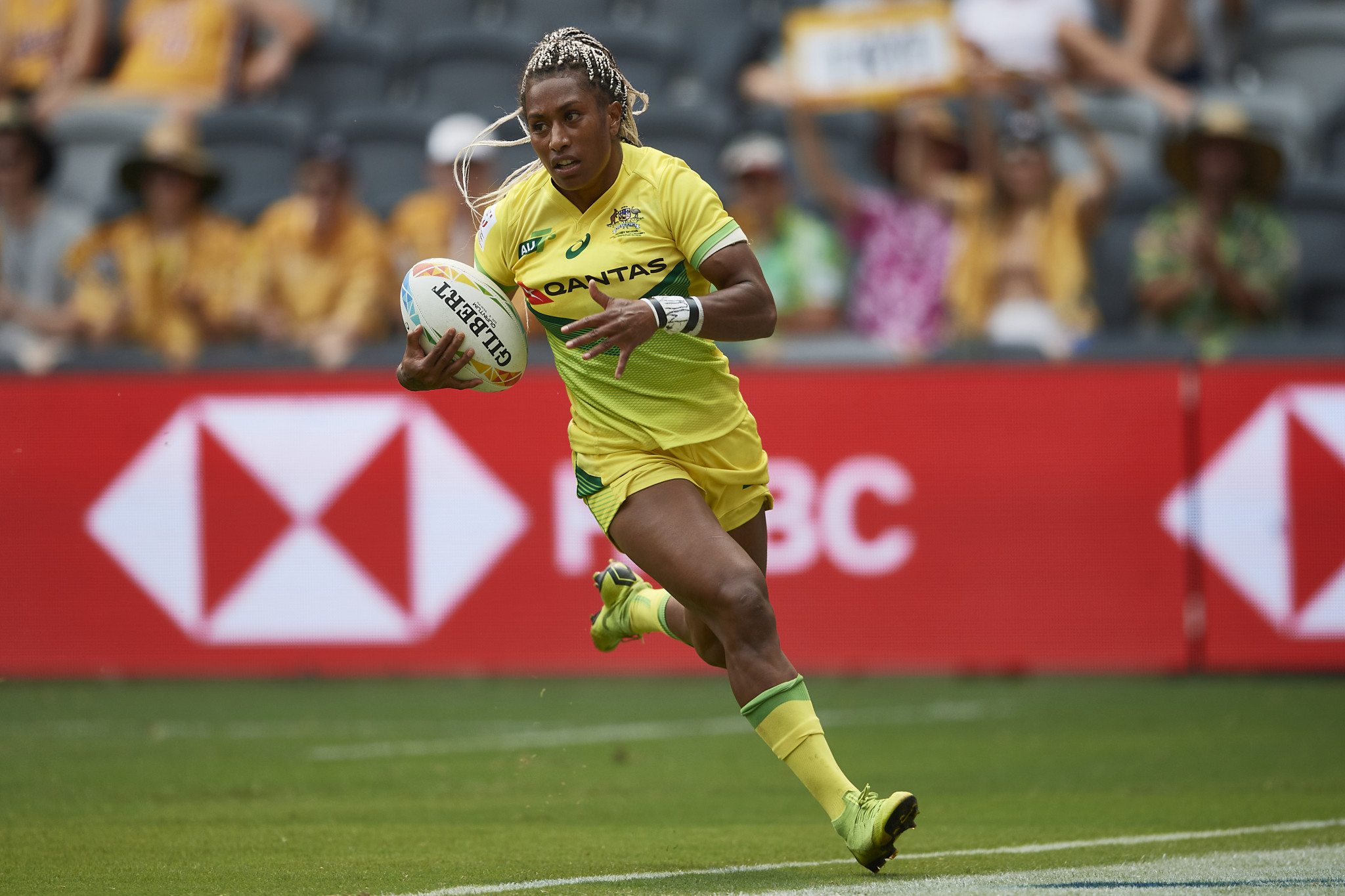 Ellia Green is set to play for New Zealand Warriors in the upcoming NRLW season ©Getty Images