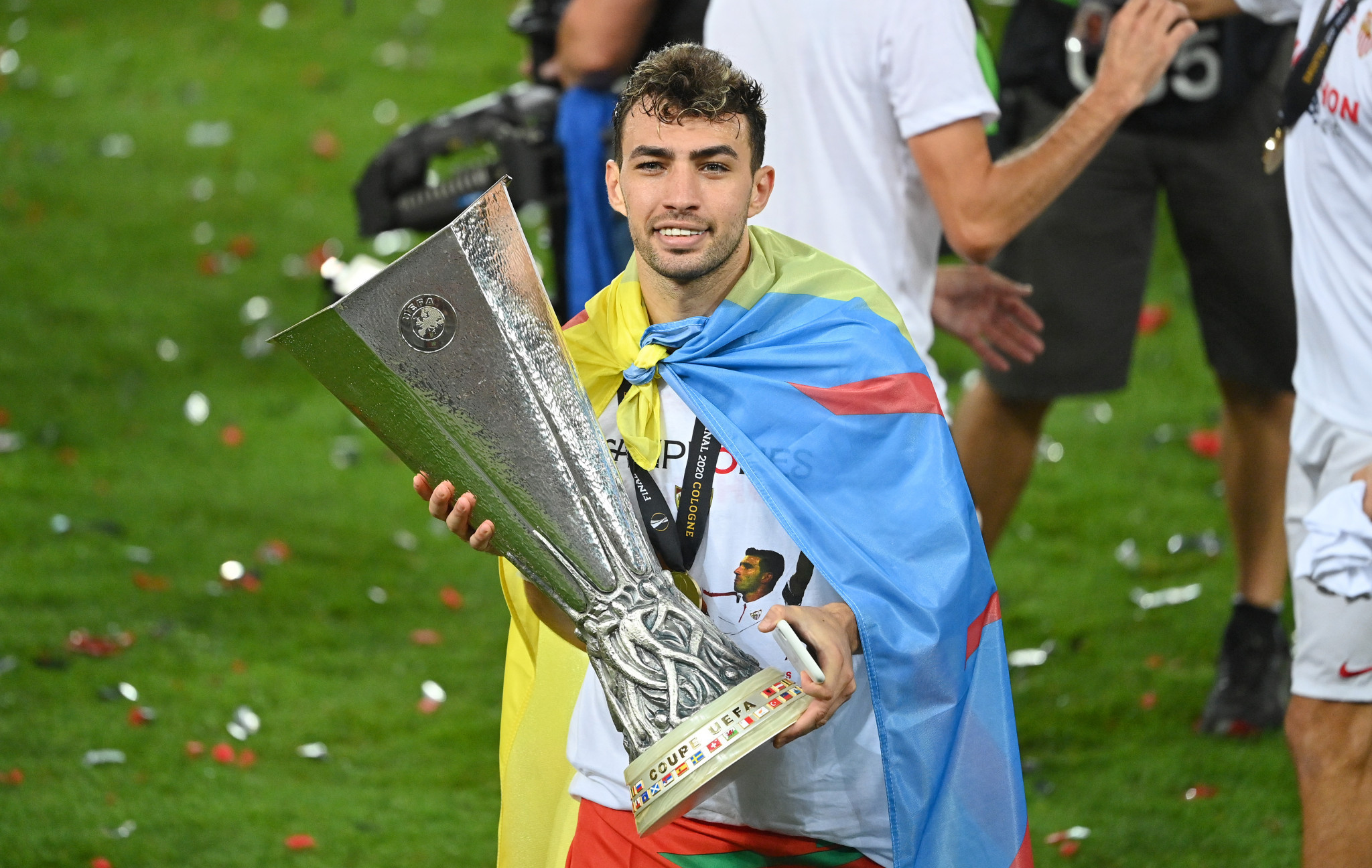 Munir El Haddadi potentially could be permitted to switch nationality from Spain to Morocco under new eligibility rules ©Getty Images