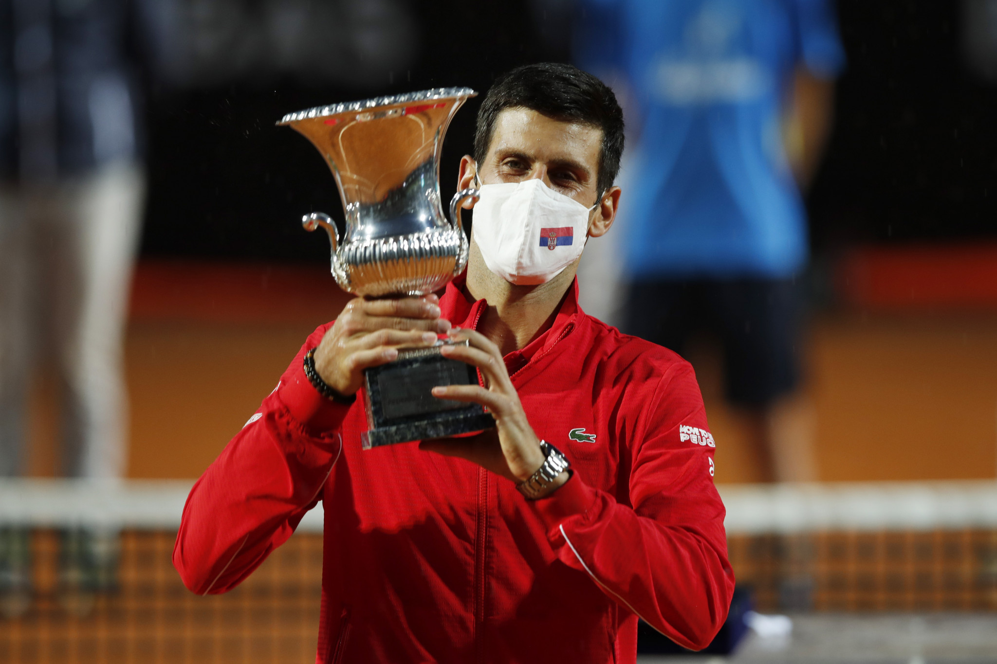 Djokovic wins record 36th Masters 1000 title as top seeds victorious at Italian Open