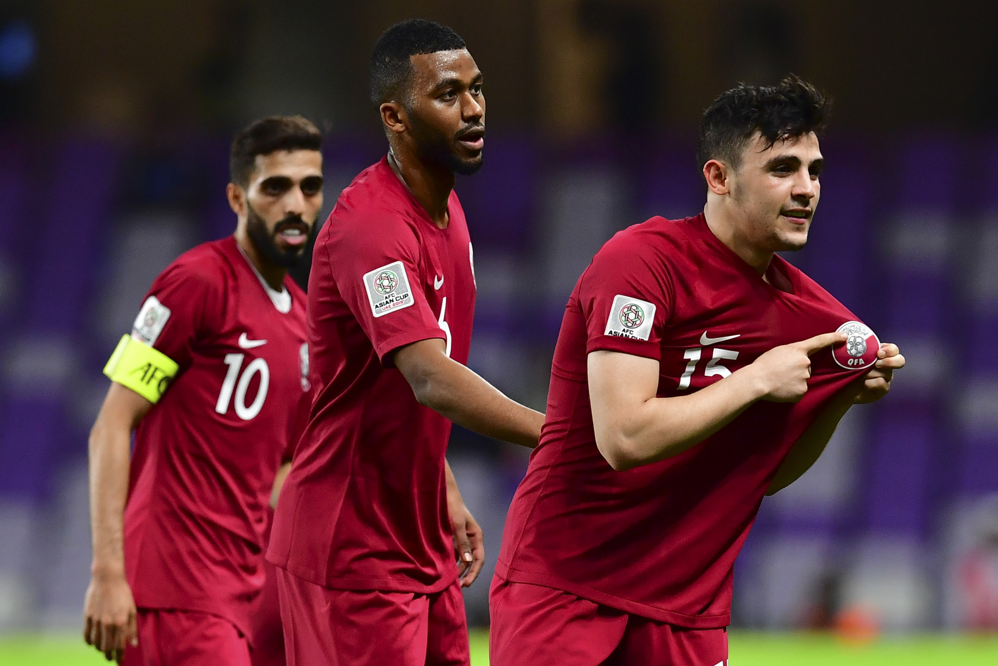 Qatar have never before played at a FIFA World Cup ©Getty Images