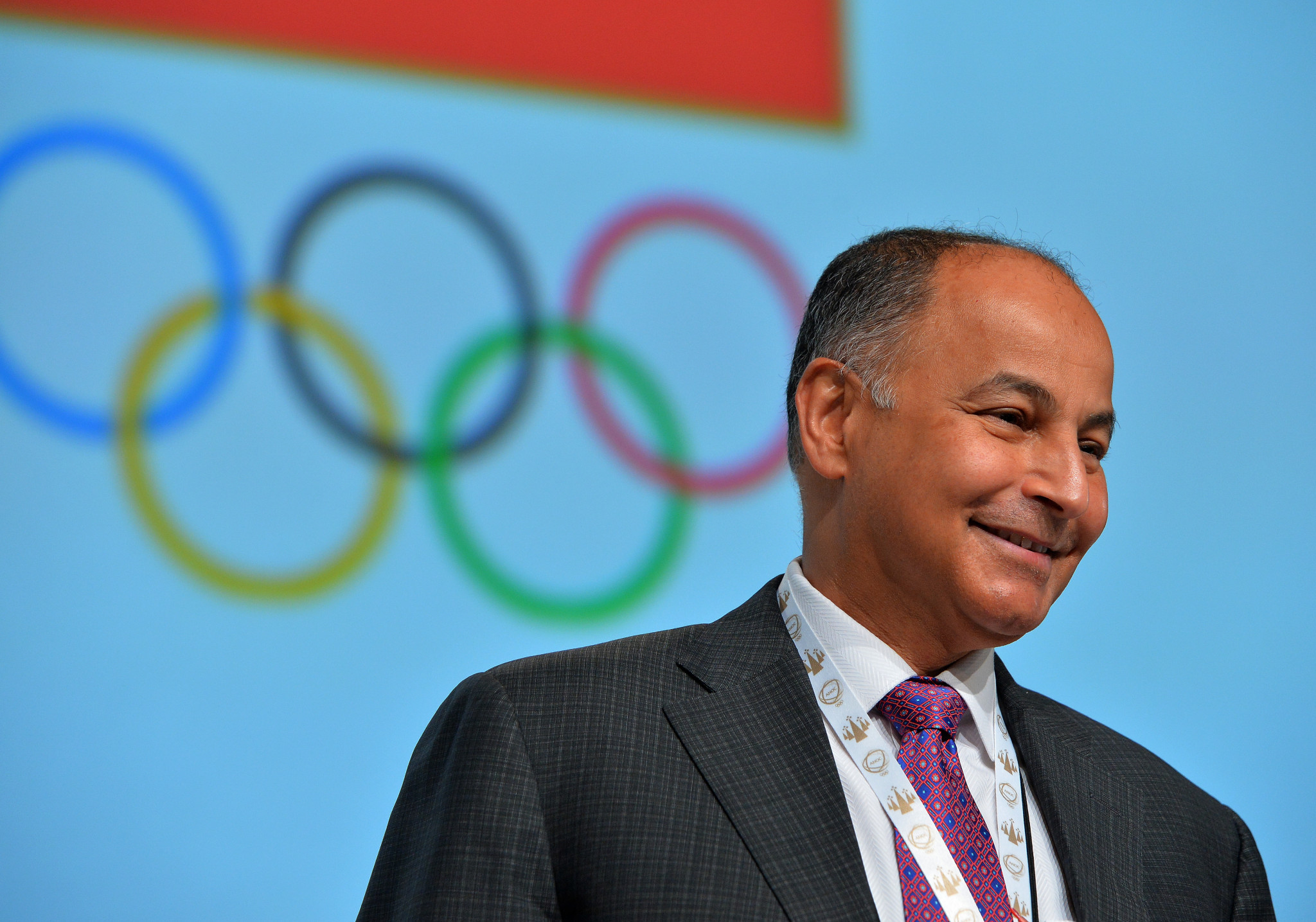 Husain Al-Musallam has served as director general of the Olympic Council of Asia since 2005 ©Getty Images