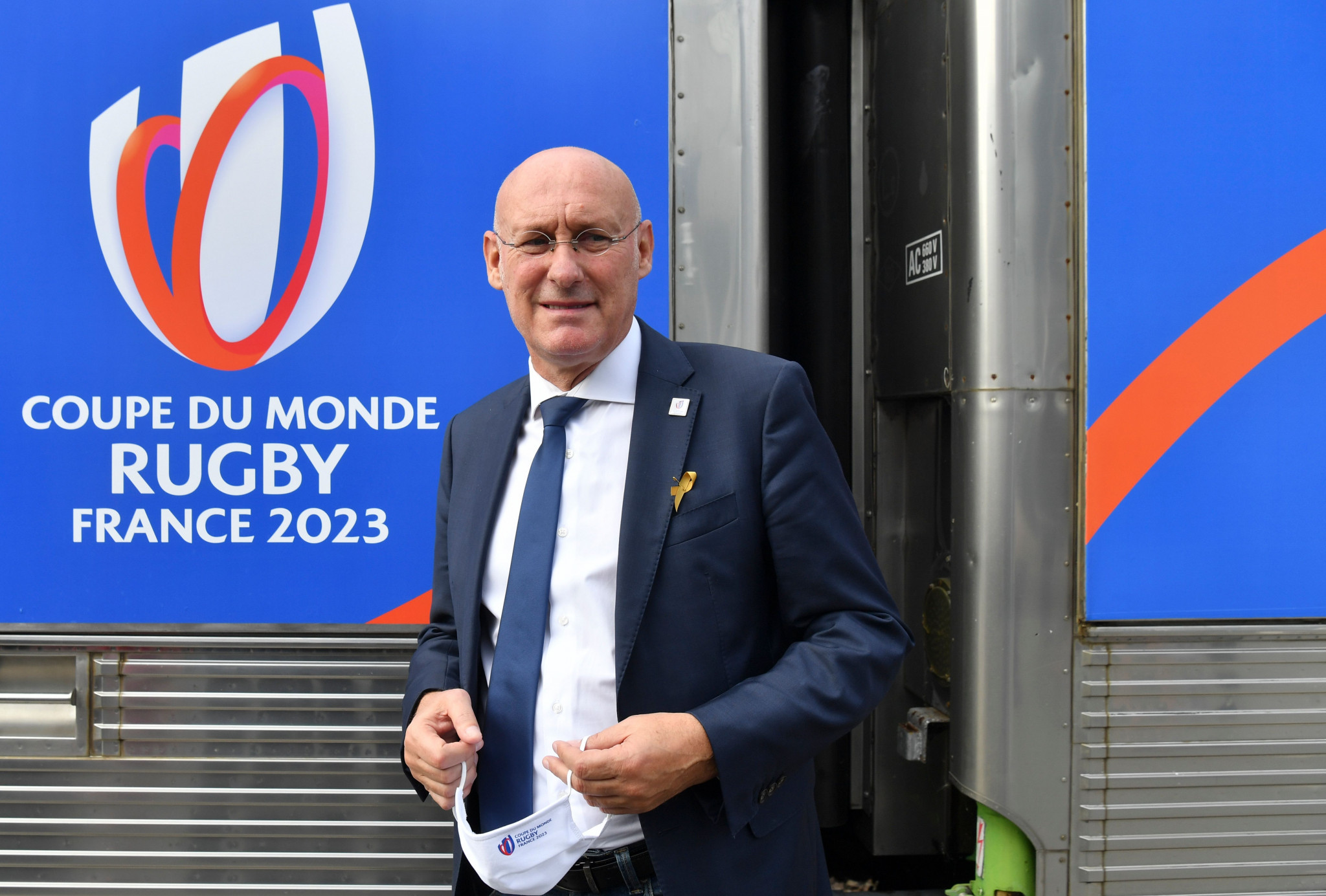 World Rugby vice-chairman Laporte questioned over links to Montpellier owner