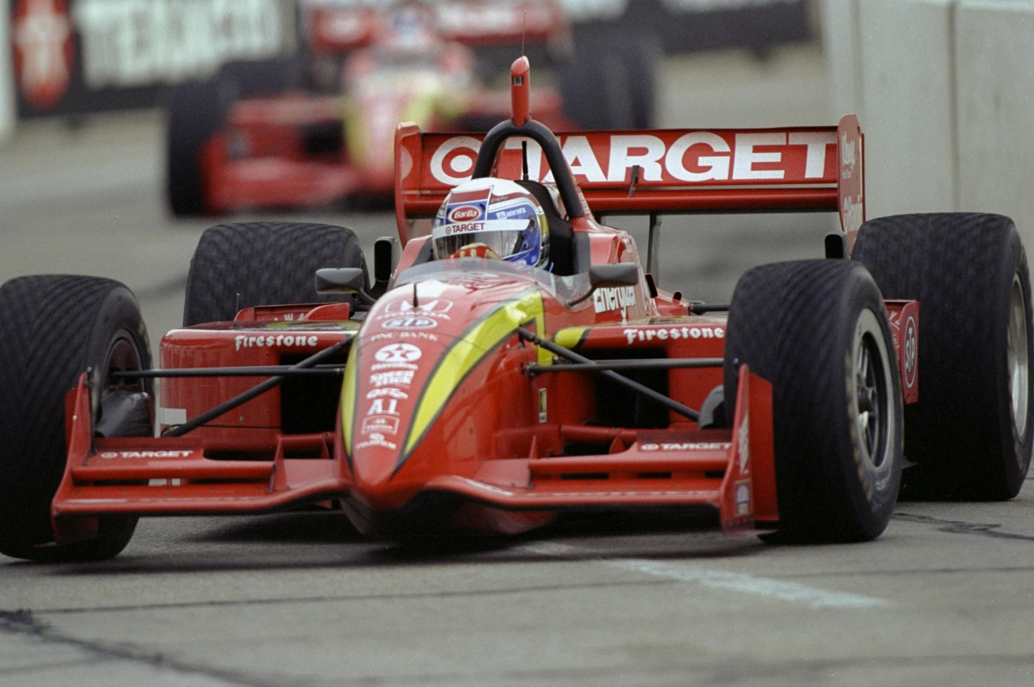 Alex Zanardi won the 1997 and 1998 CART titles driving for the Ganassi Reynard-Honda team ©Getty Images