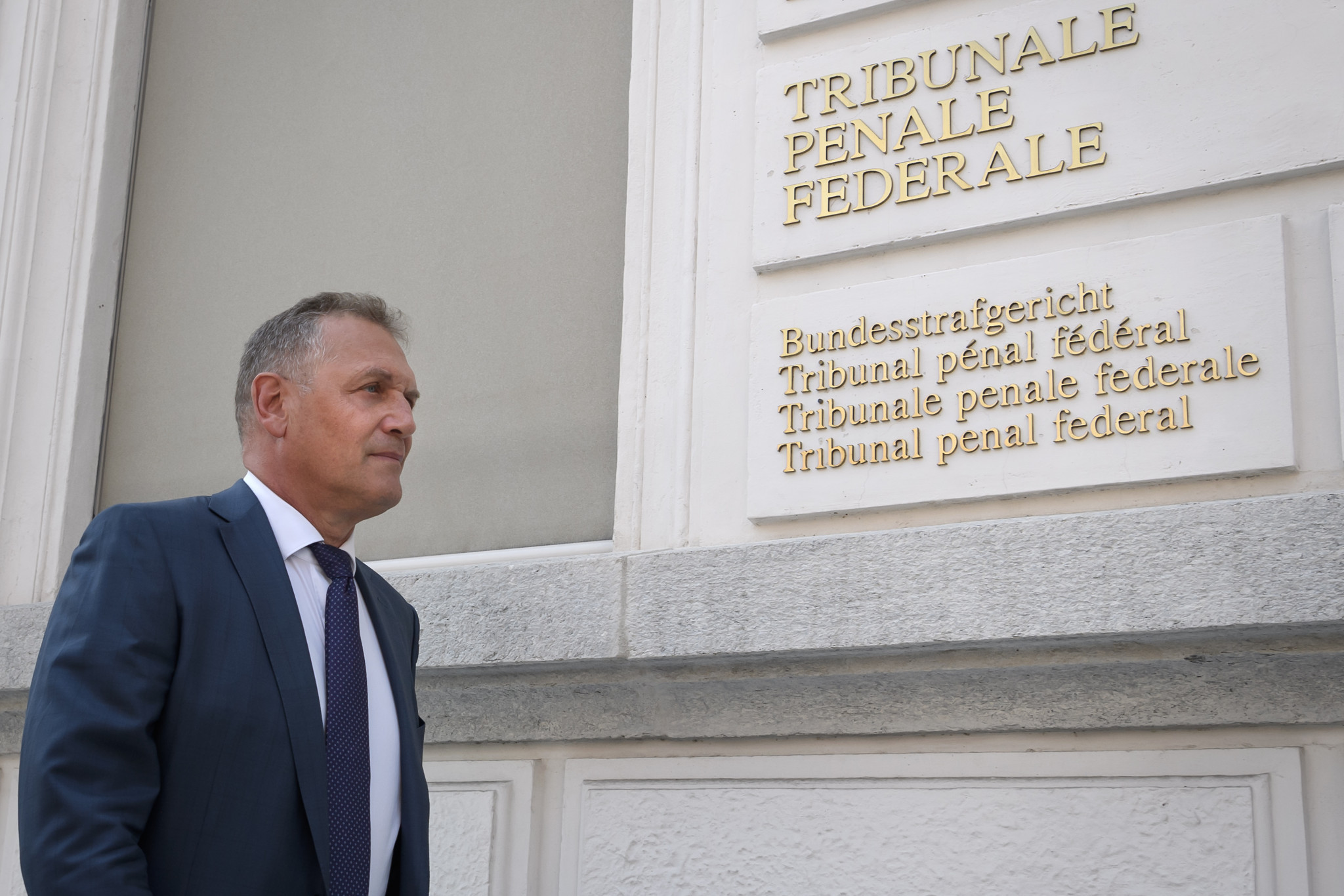 Prosecutors request prison terms for Valcke and Al-Khelaifi