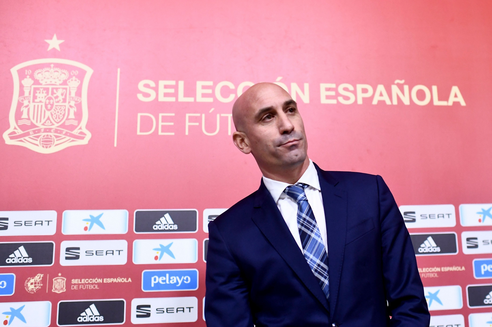 Rubiales re-elected as Royal Spanish Football Federation President