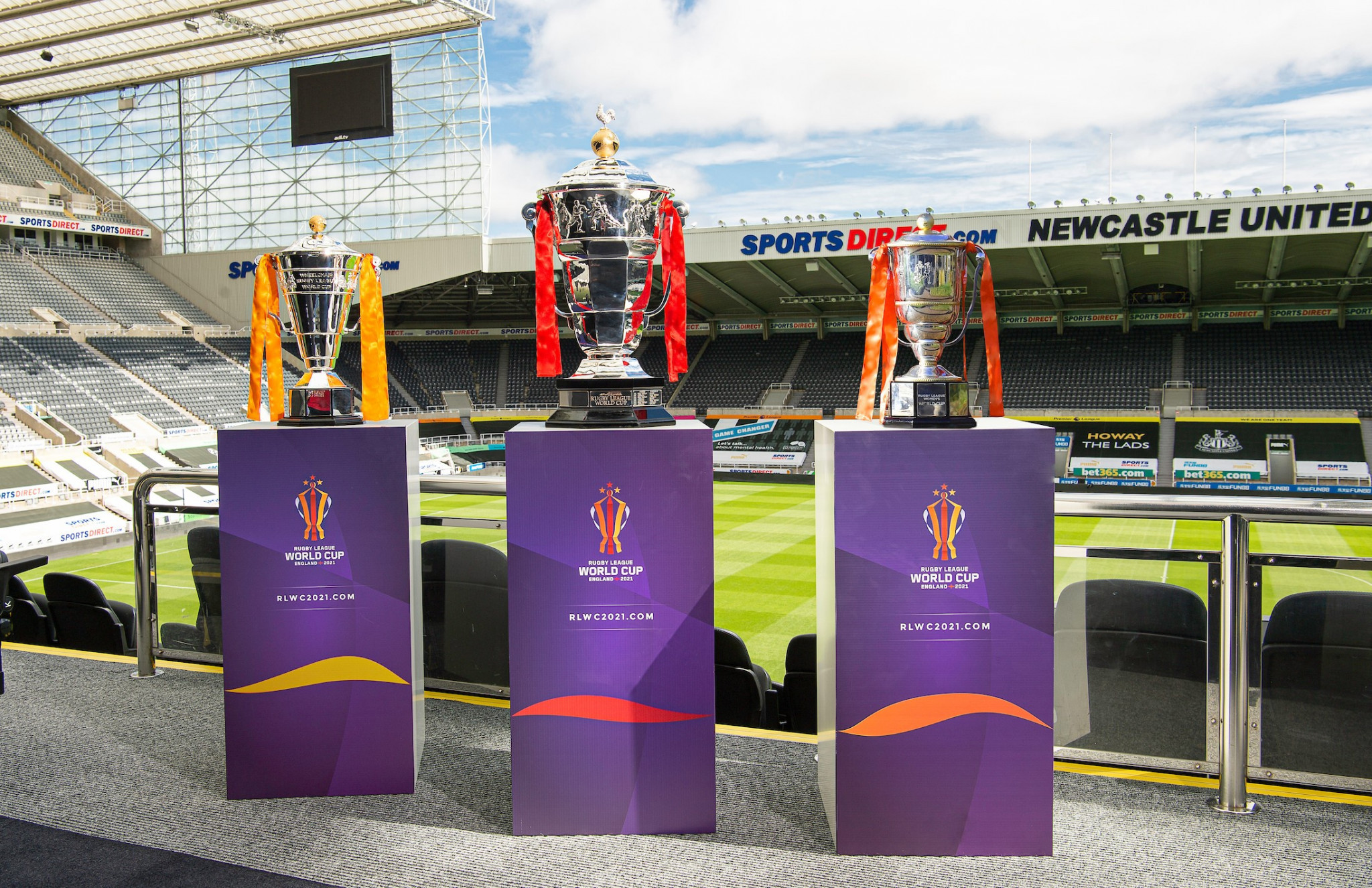 Priority tickets go on sale for Rugby League World Cup 2021