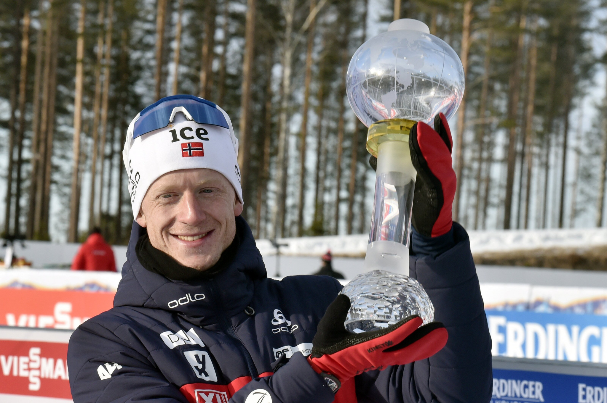 "Bø pledges to ""take a stand"" against doping in biathlon"