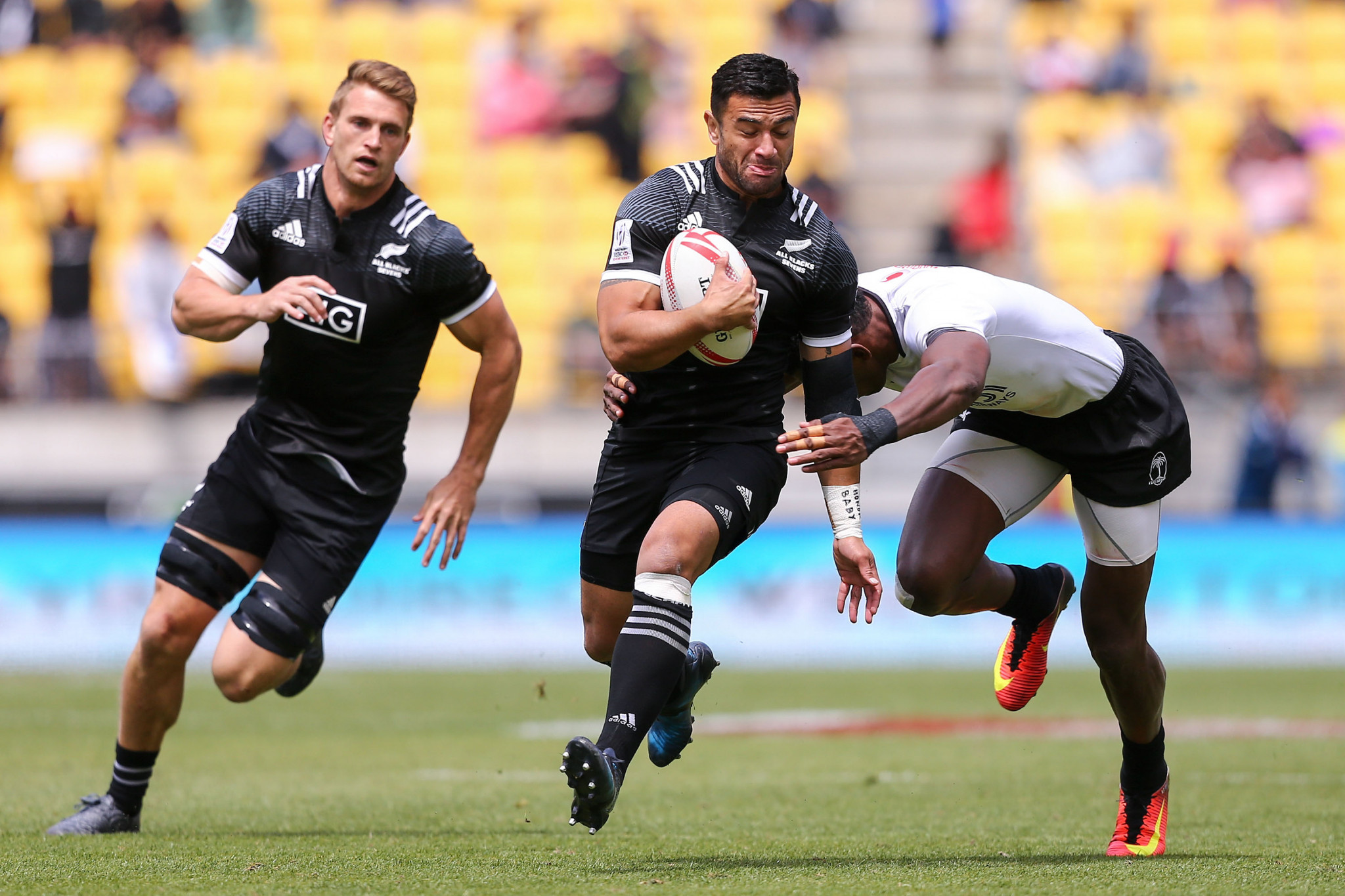 New Zealand win top prizes at World Rugby Sevens Series Awards