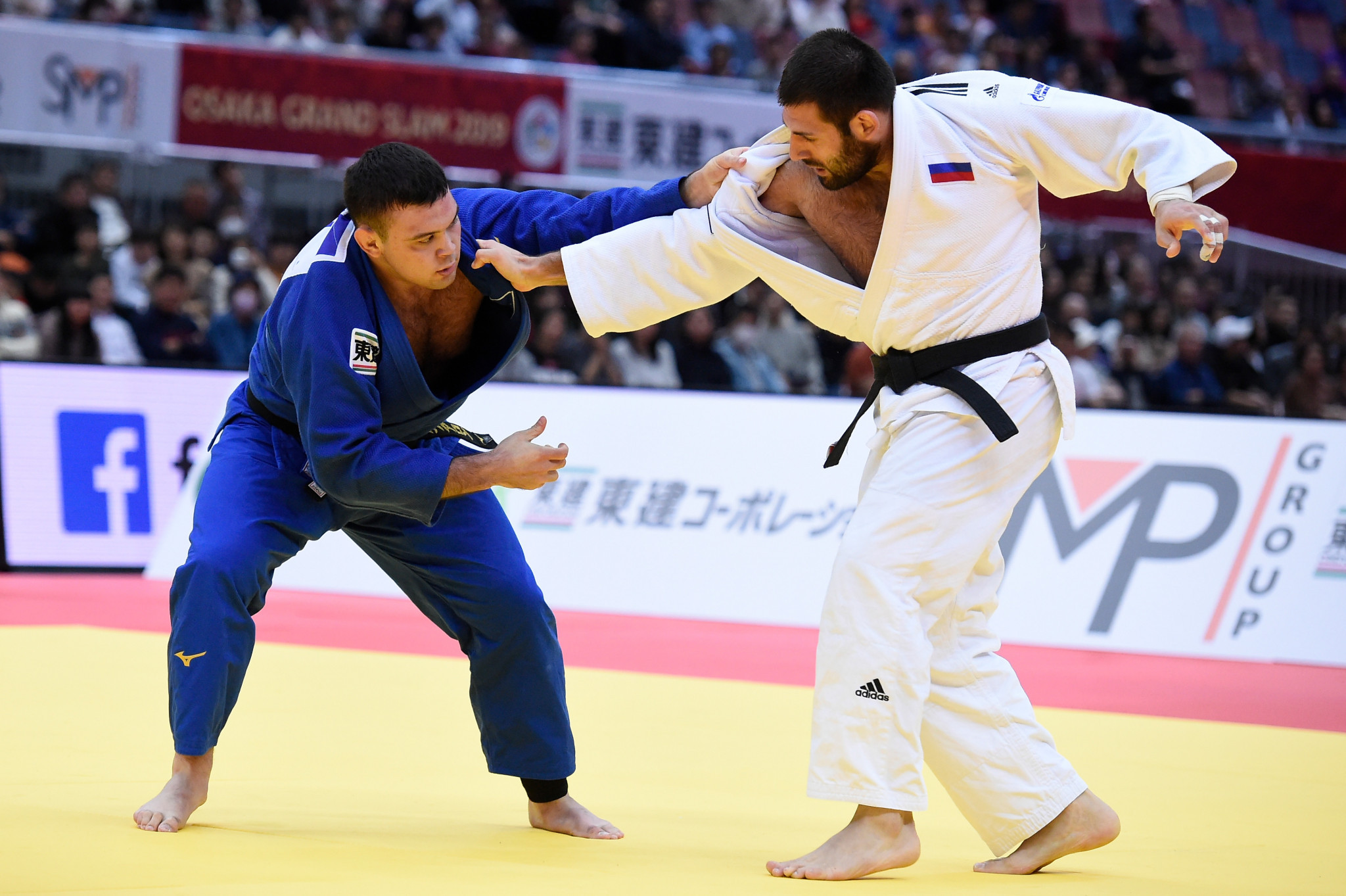 "IJF cancels Tokyo Grand Slam due to ""continued uncertainty"" over COVID-19"