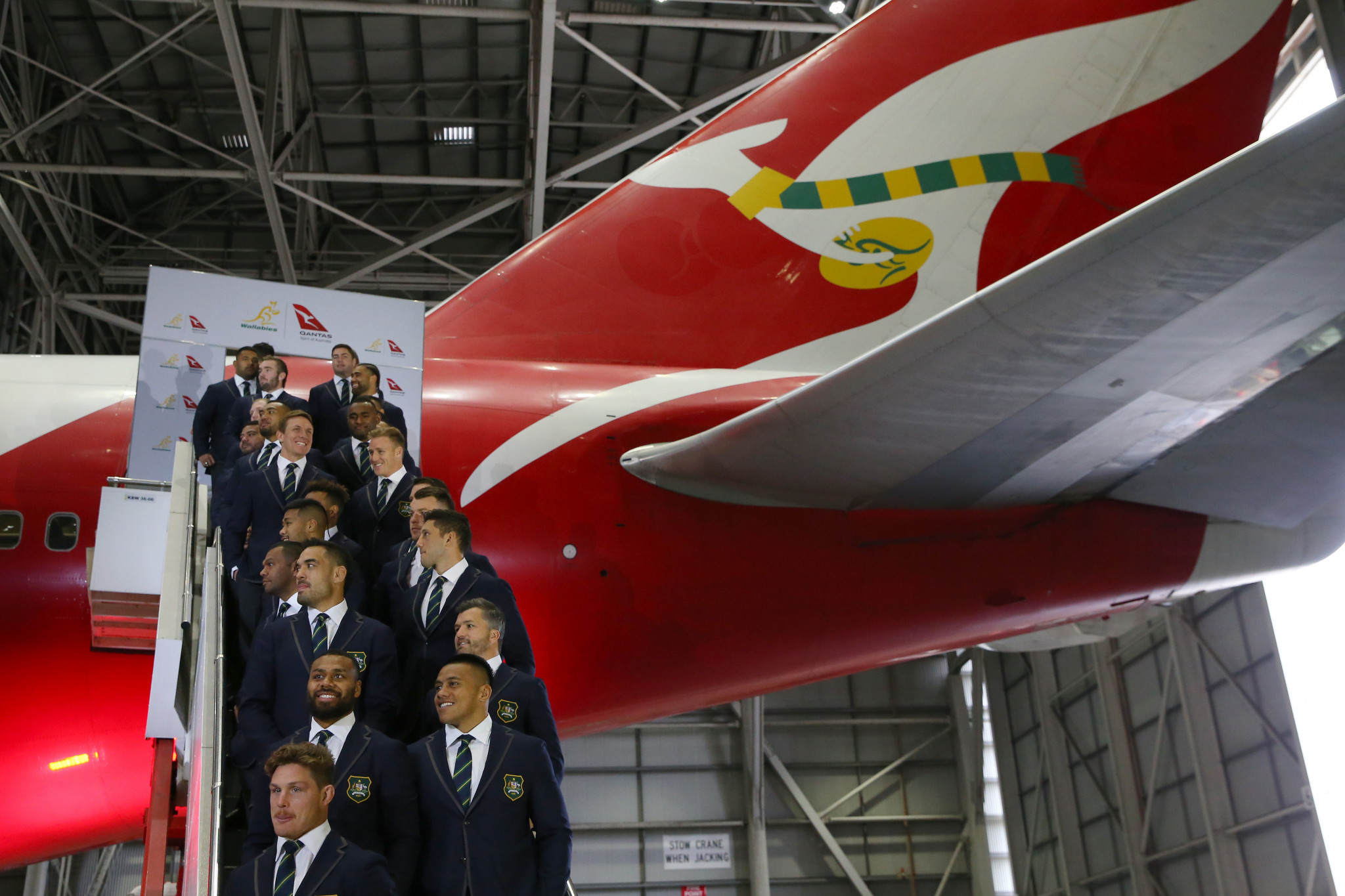 Qantas ends 30-year partnership with Rugby Australia as economic fallout of pandemic continues