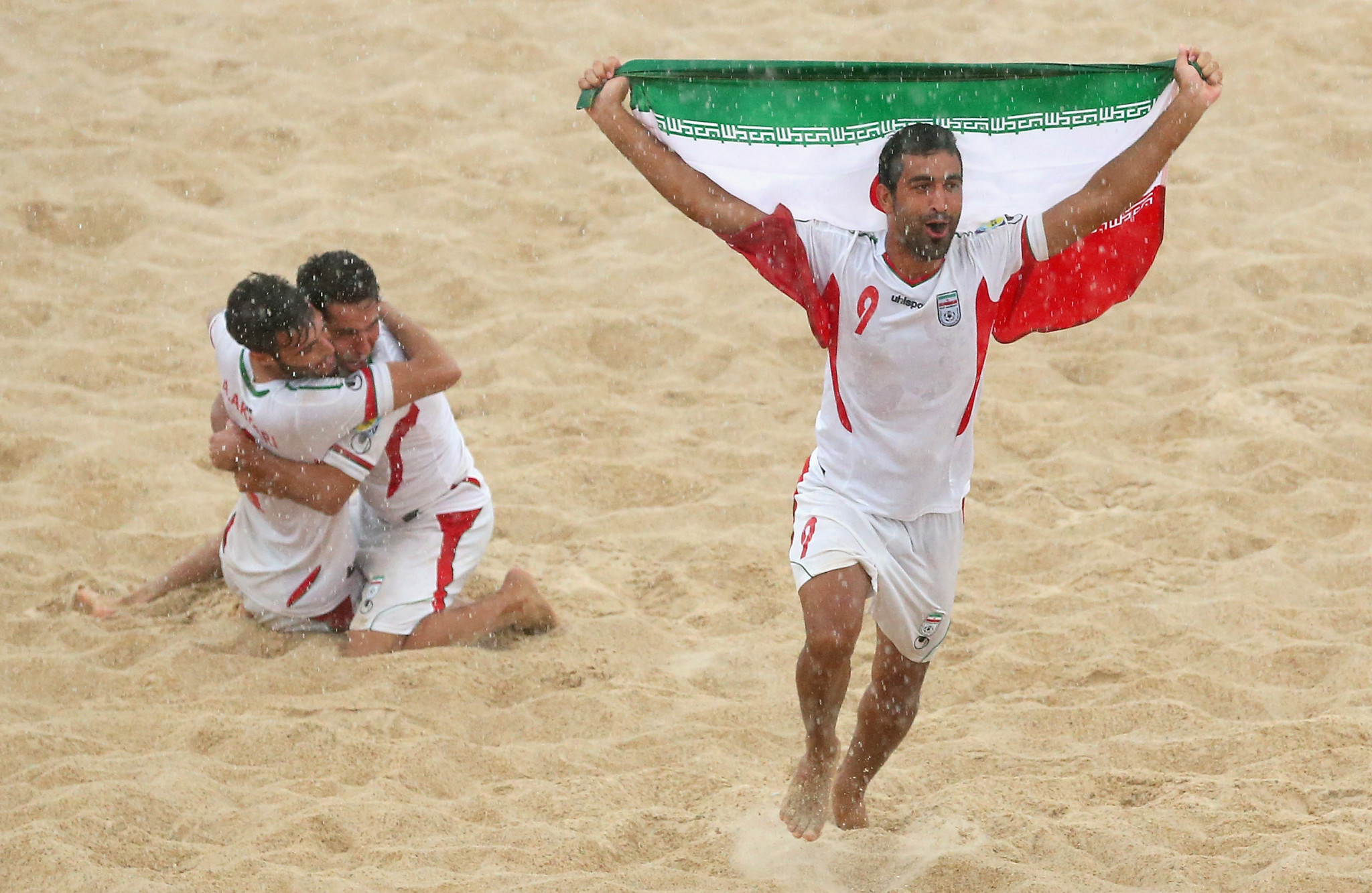 Iran has won 20 gold medals in the country's Asian Beach Games history ©Getty Images