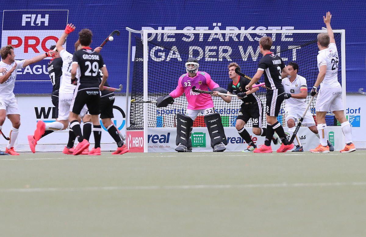 Germany bounce back with victory over Belgium in FIH Hockey Pro League