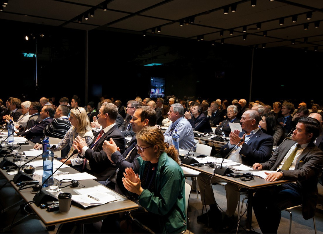World Sailing is among the sporting organisations to vote in favour of a virtual General Assembly rather than an in-person event ©World Sailing