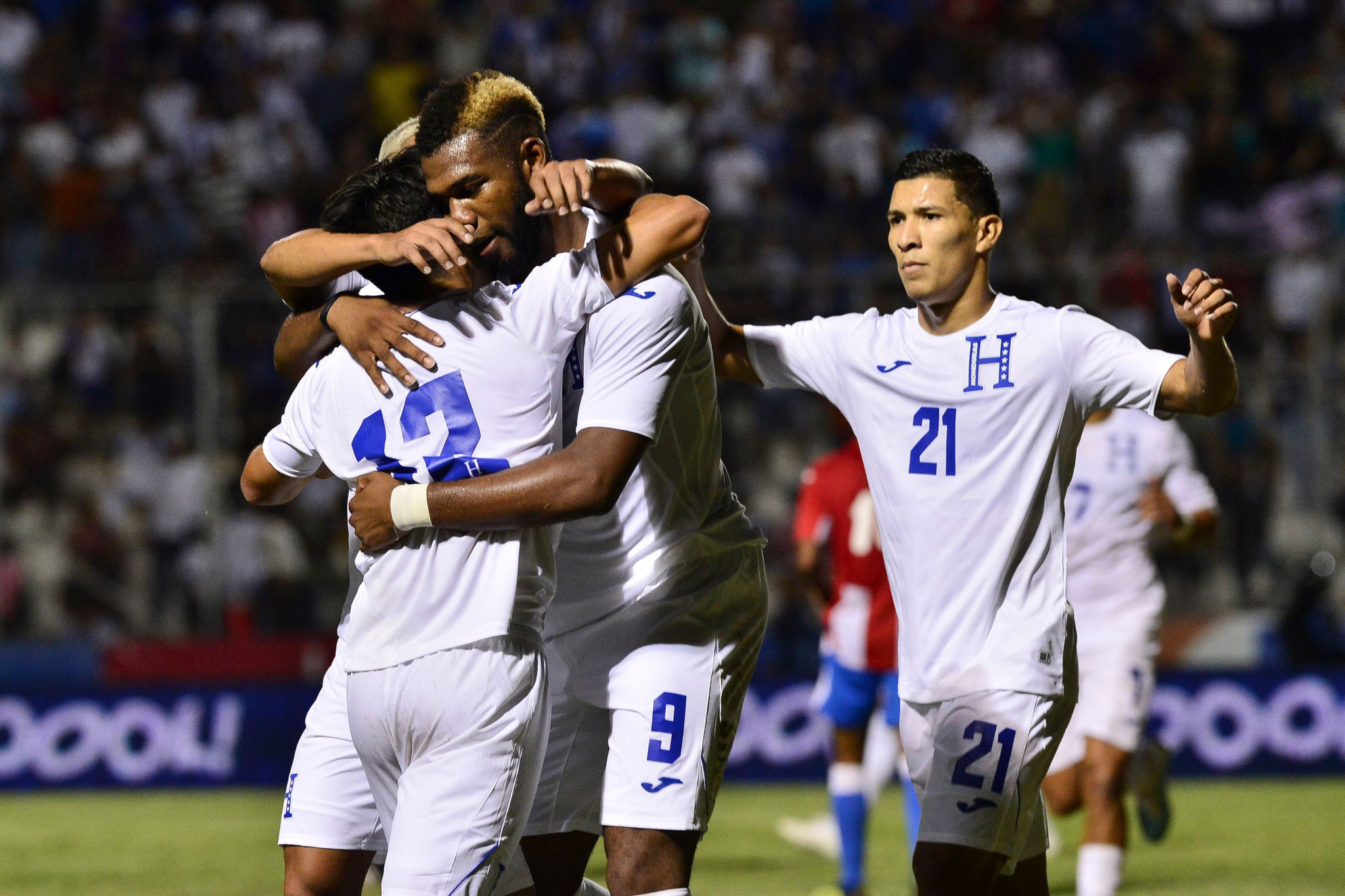Honduras are among the four teams set to contest the CONCACAF Nations League Finals ©Getty Images