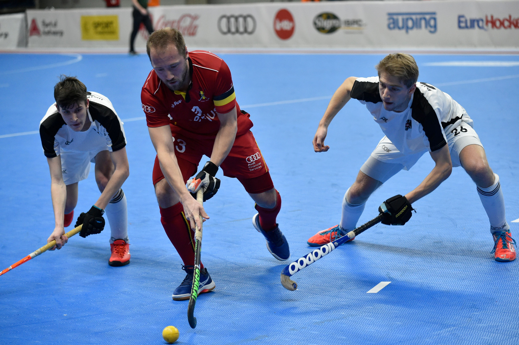 "FIH Indoor Hockey World Cup moved from 2021 to 2022 due to COVID-19 ""uncertainties"""