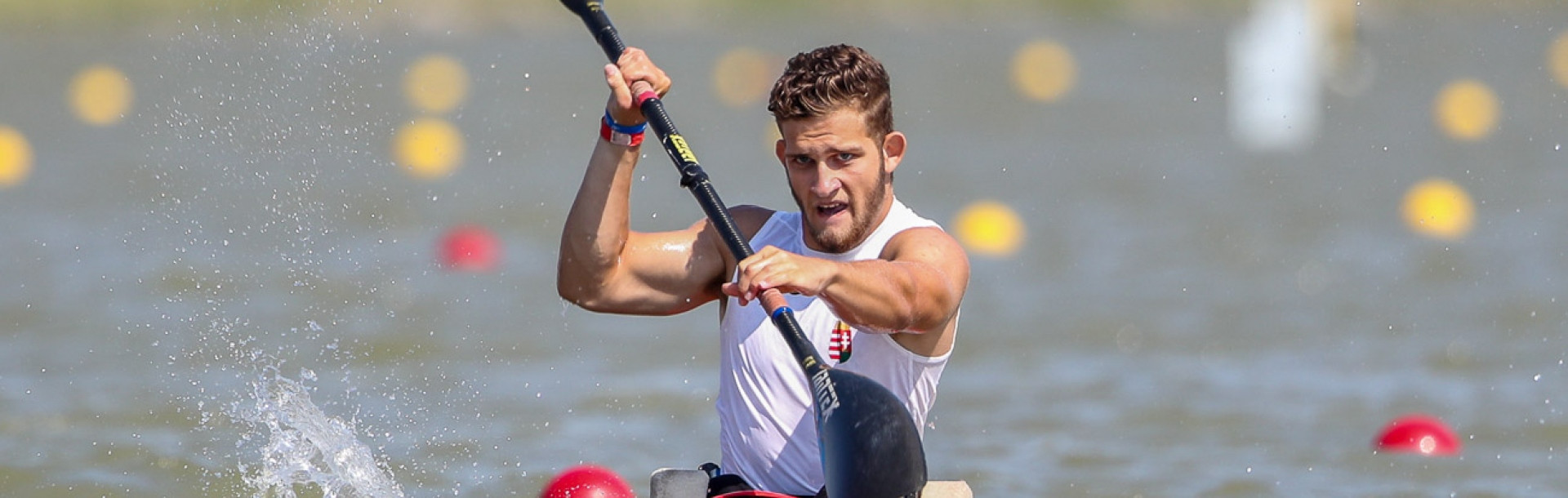 Hungary's Kiss set for home return at ICF Paracanoe World Cup