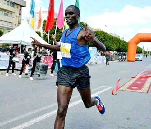 Patrick Siele has become the 66th Kenyan runner to be banned by the Athletics Integrity Unit for a doping-related offence ©Twitter