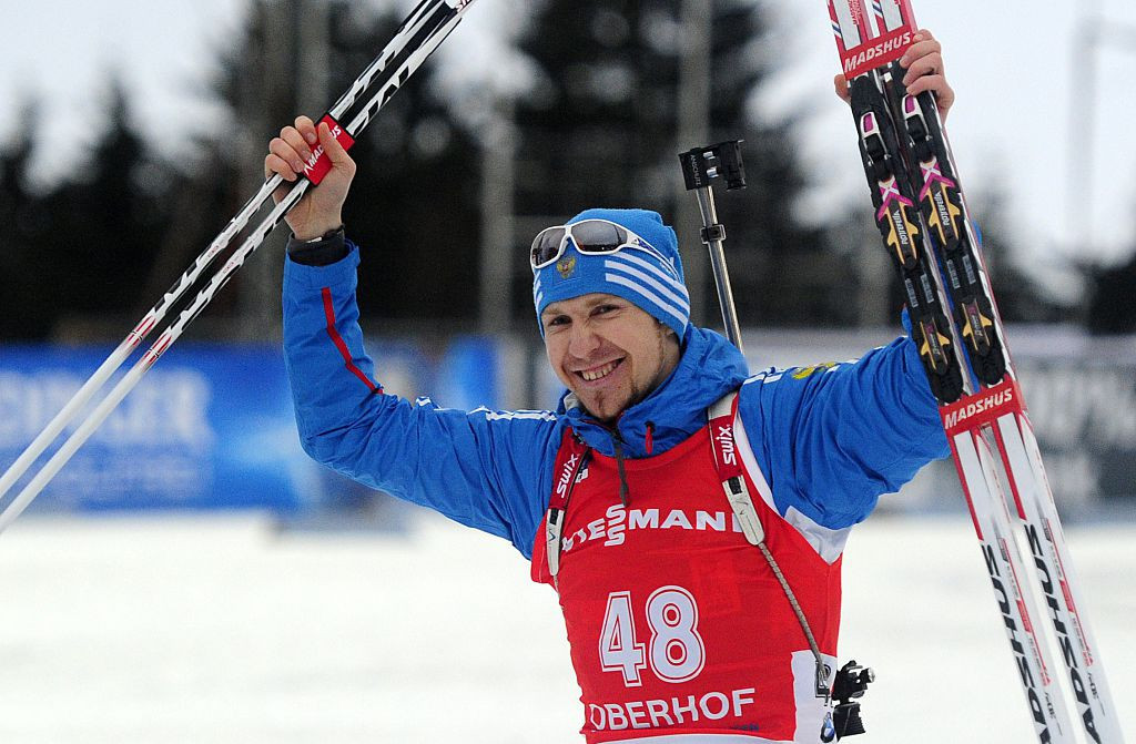 Russia's biathlete Timofey Lapshin, who switched nationality to South Korea in 2017, has also been provisionally suspended ©Getty Images