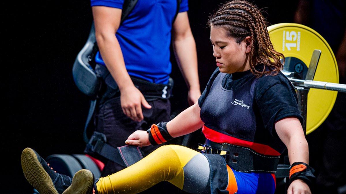 Powerlifter Yamamoto aiming to represent Japan at Tokyo 2020 Paralympics