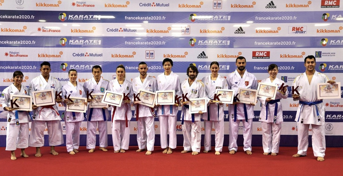 WKF to merge 2020 and 2021 Karate 1-Premier League seasons due to coronavirus pandemic