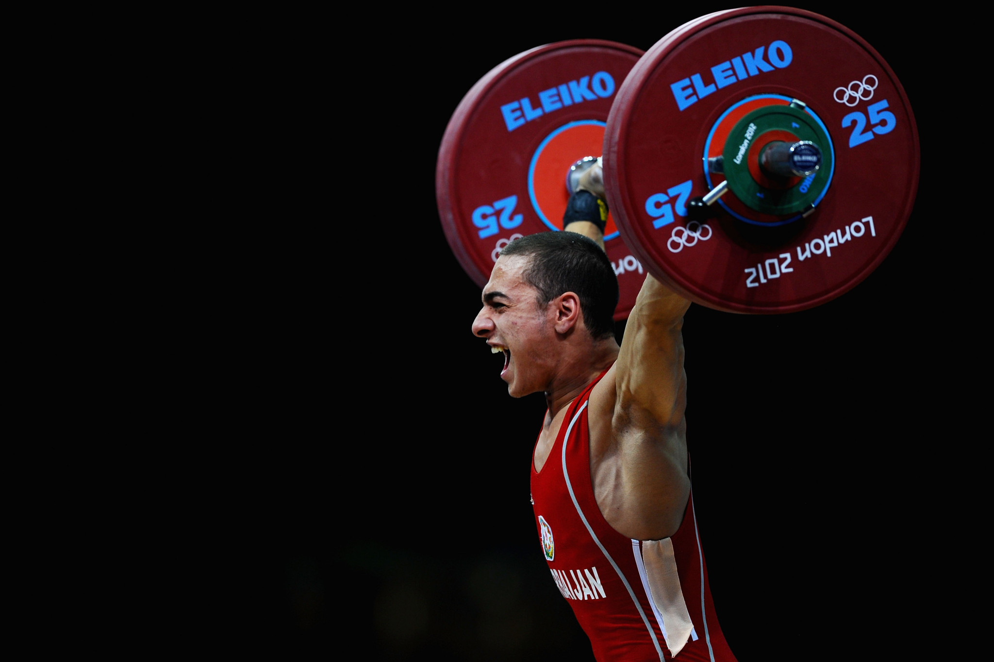 The McLaren Independent Weightlifting Investigation identified Valentin Hristov as one athlete representing Azerbaijan who was shown favour by the Aján regime, including being allowed to continue to compete despite testing positive twice in quick succession in April and June 2013 ©Getty Images