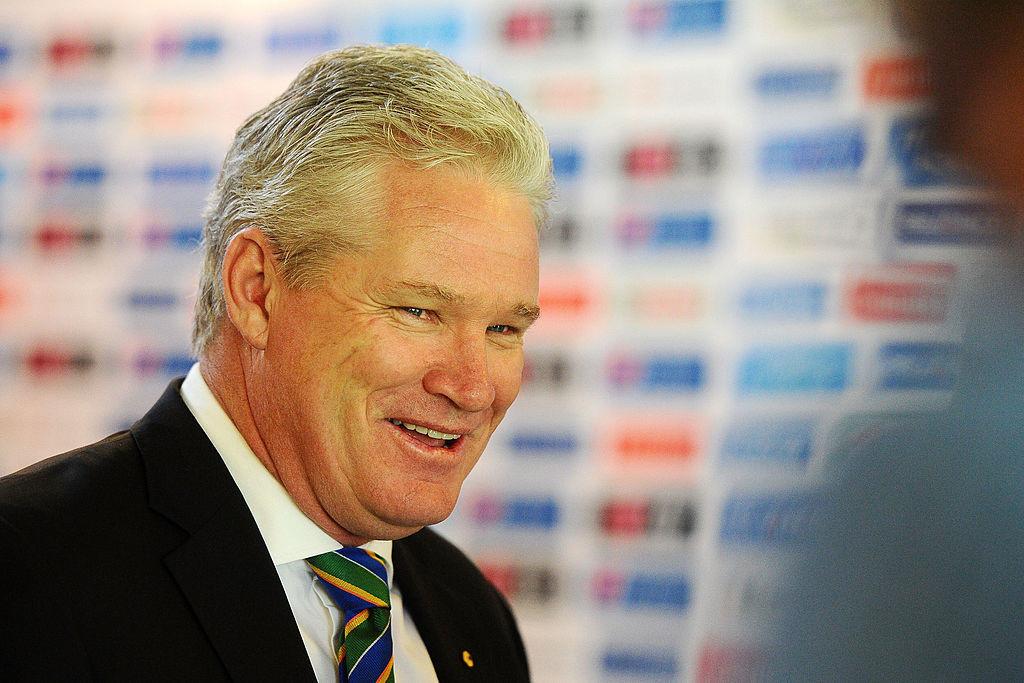 Former Australian international Dean Jones has died age 59 ©Getty Images