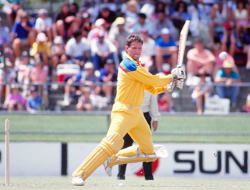 Dean Jones enjoyed success at Test and one-day international level for Australia ©Getty Images