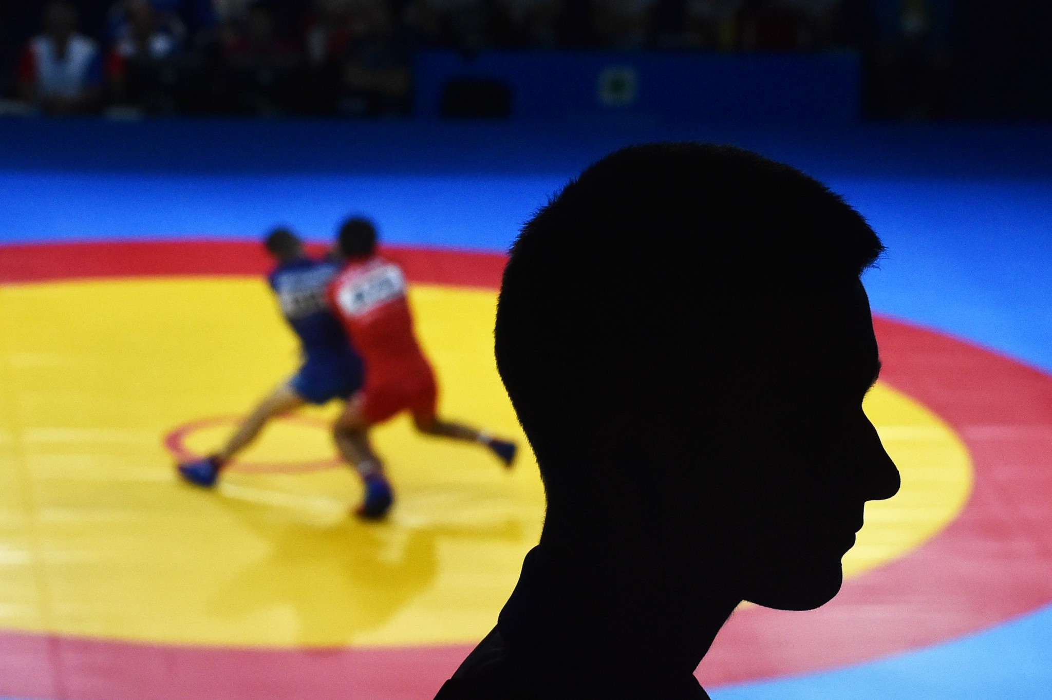 Sambo, combat sambo and women's sambo are all contested at the World Sambo Championships ©Getty Images