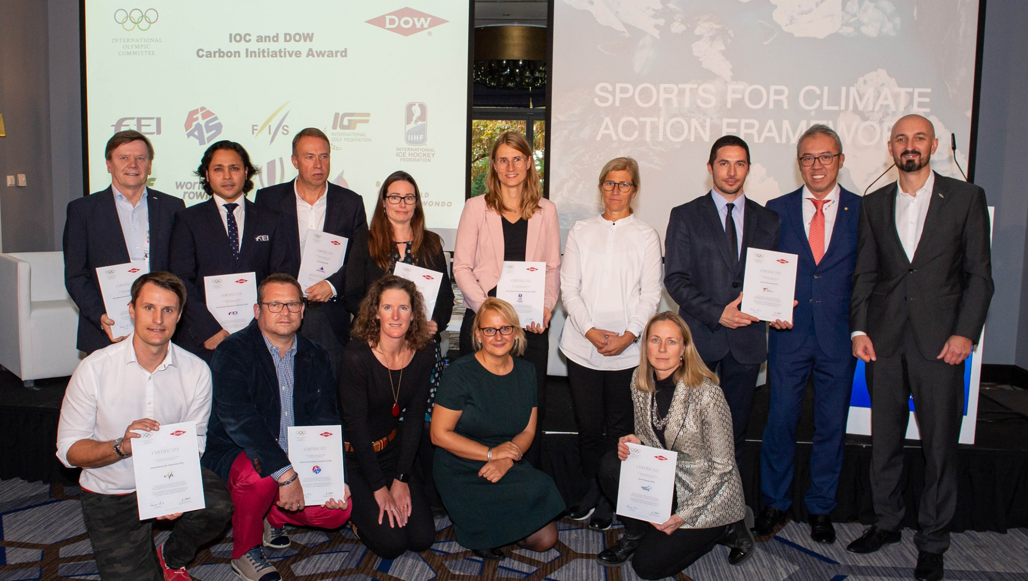 "IOC and Dow run ""Carbon Initiative Award"" for second year"