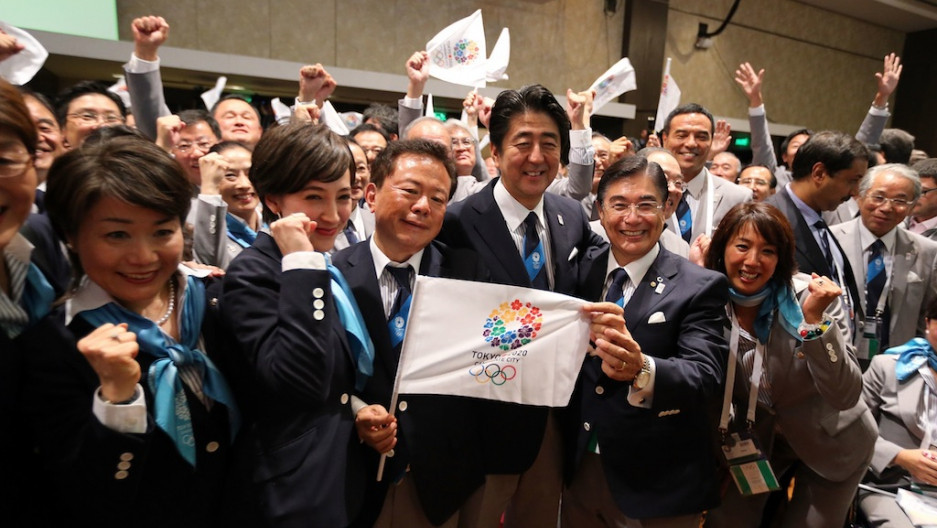 The bank records have placed how Tokyo was awarded the 2020 Games under further scrutiny ©Getty Images