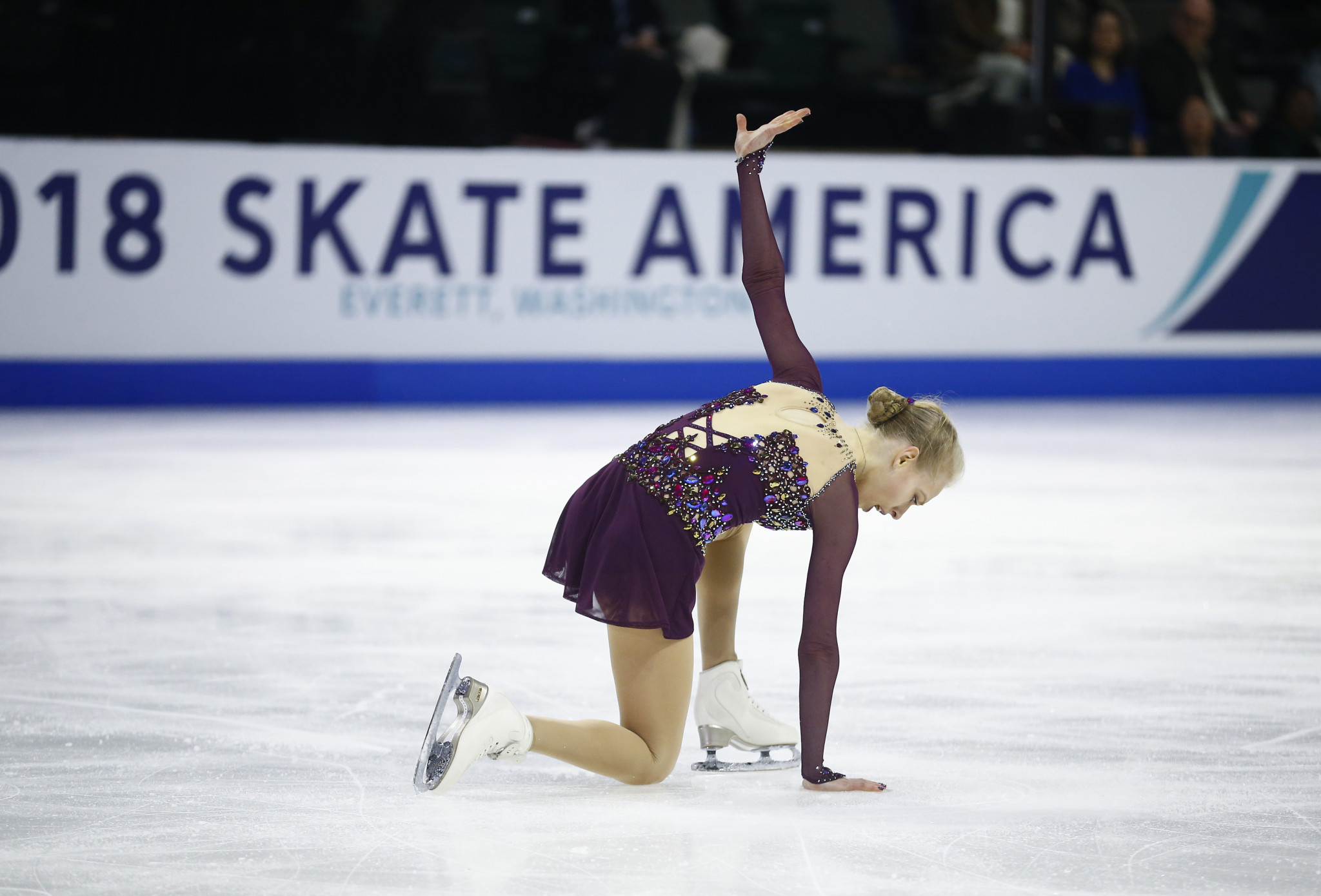Skate America to be held in Las Vegas without spectators