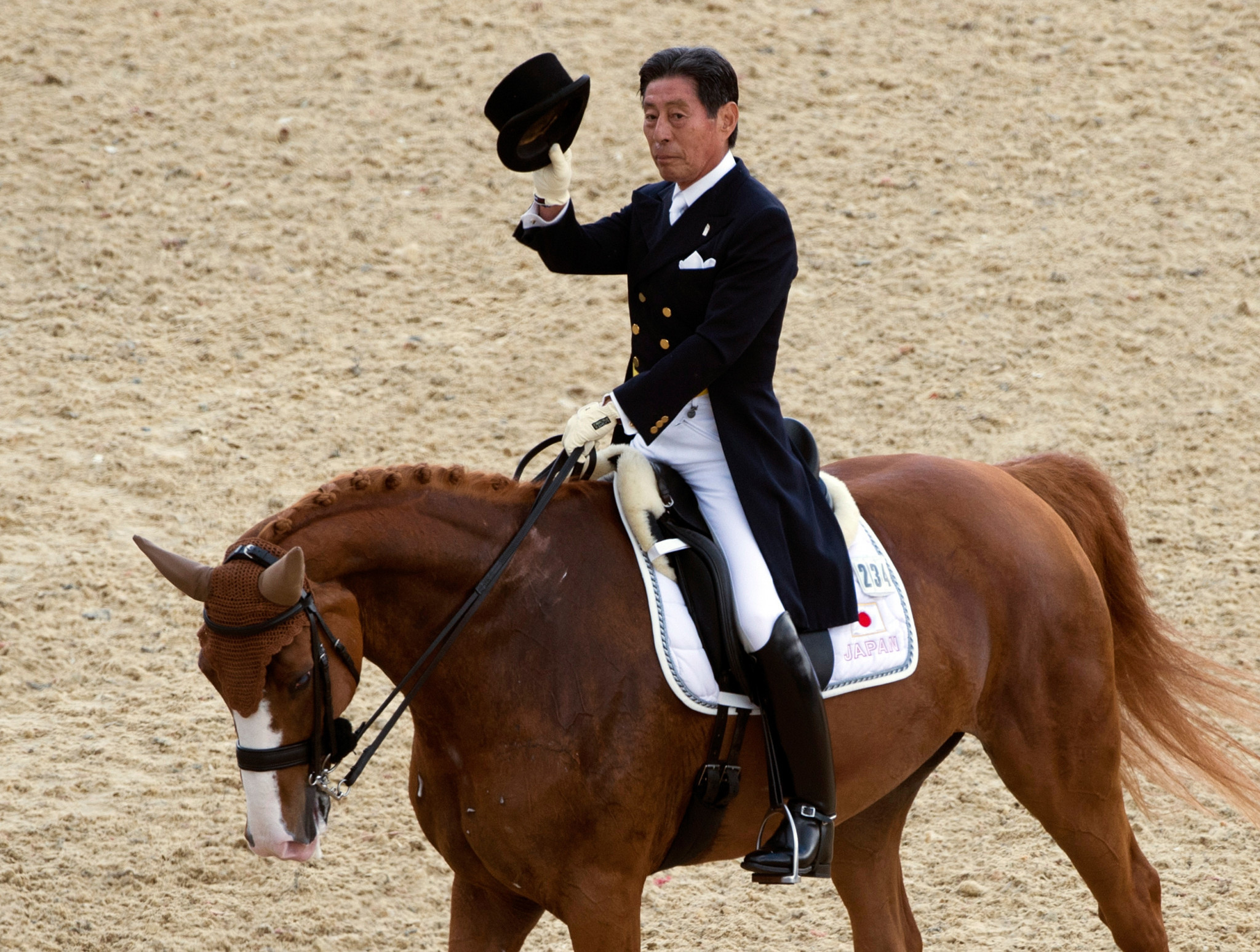 "Japanese Olympian questions comments on holding Tokyo 2020 ""with or without COVID-19"""