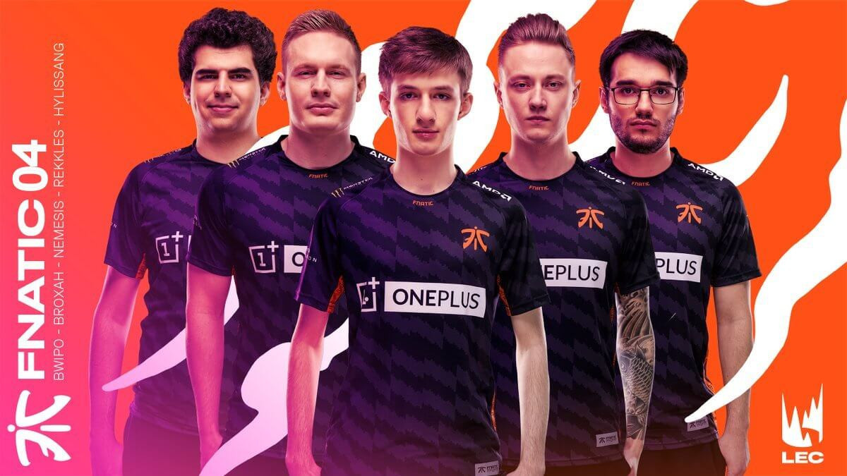 Fnatic were founded in 2004 and winners of the first-ever League of Legends World Championship in 2011 ©Fnatic