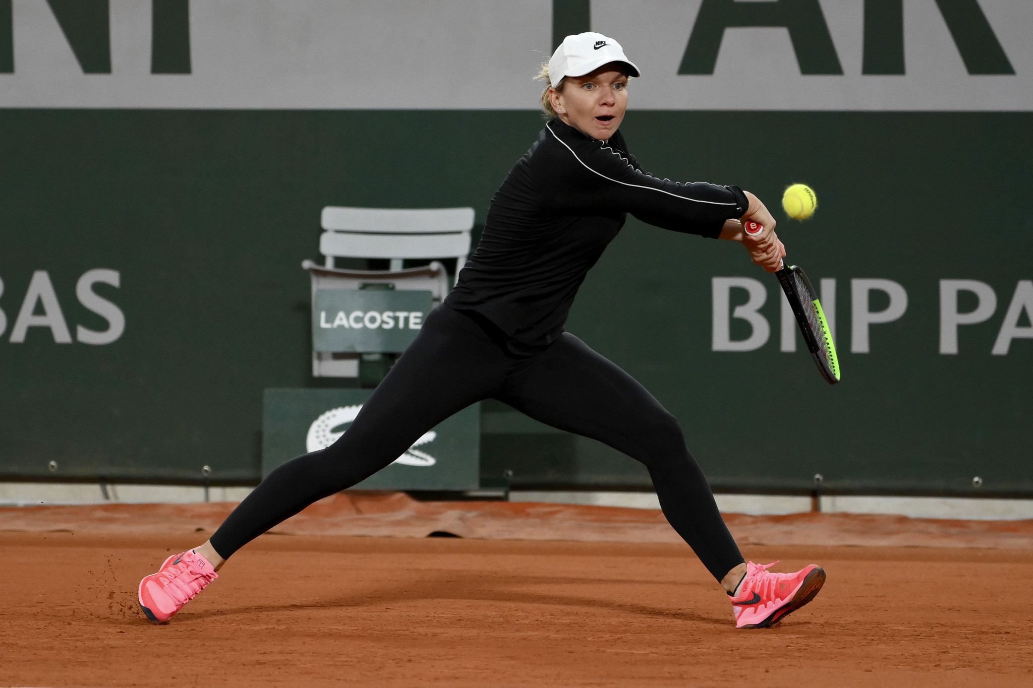 Simona Halep is the top seed at what promises to be a competitive women's French Open ©Getty Images
