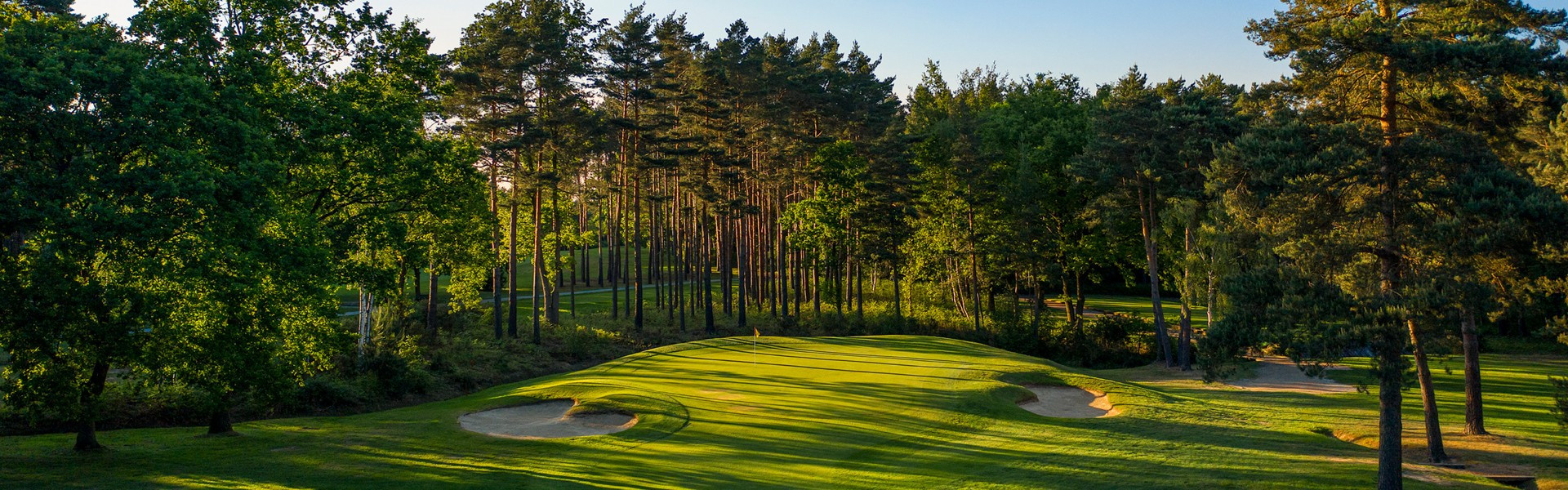 The 2022 PGA Cup is scheduled to be played at Foxhills Club and Resort in England ©Foxhills Club and Resort
