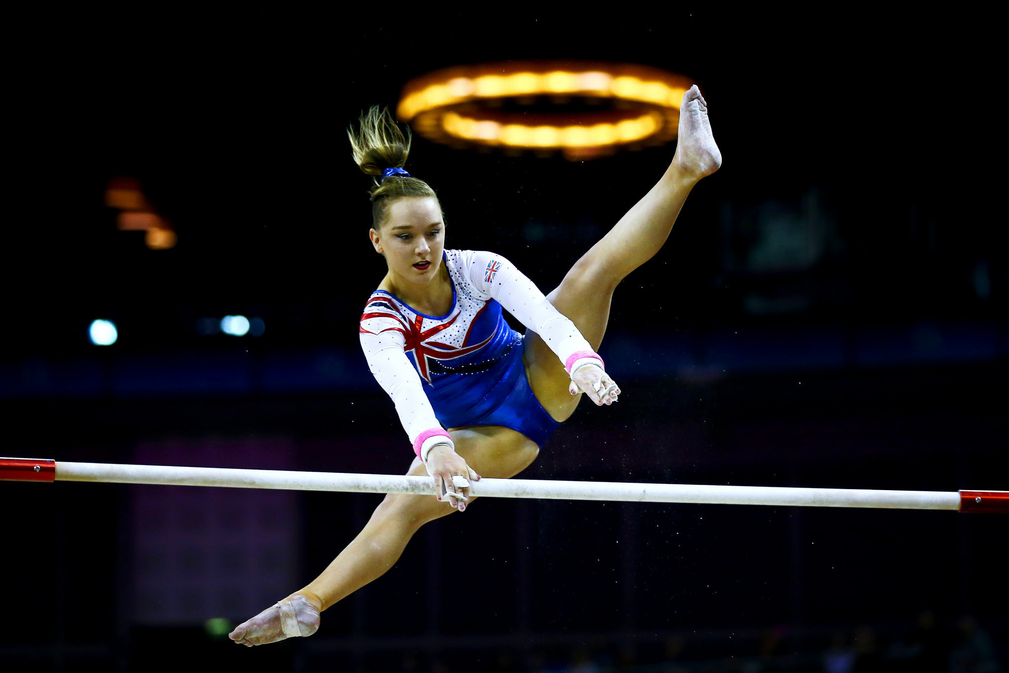 Olympic gymnastics medallist Amy Tinkler retired a month after lodging a formal complaint over allegations of abuse in December 2019 ©Getty Images