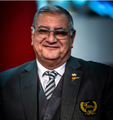 World Taekwondo vice-president Ahmed Fouly has died at the age of 70 ©World Taekwondo
