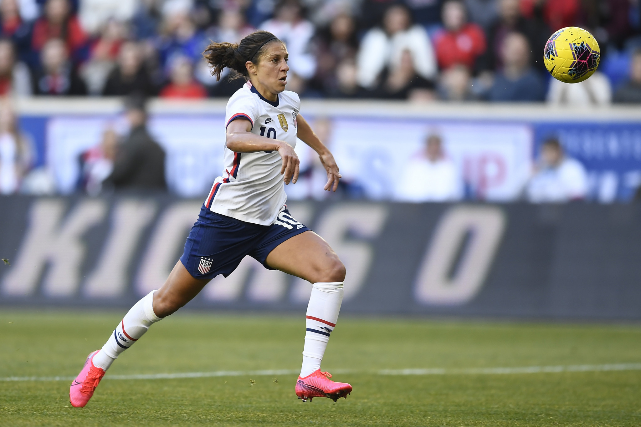 US women's football star Lloyd set for retirement after Tokyo 2020