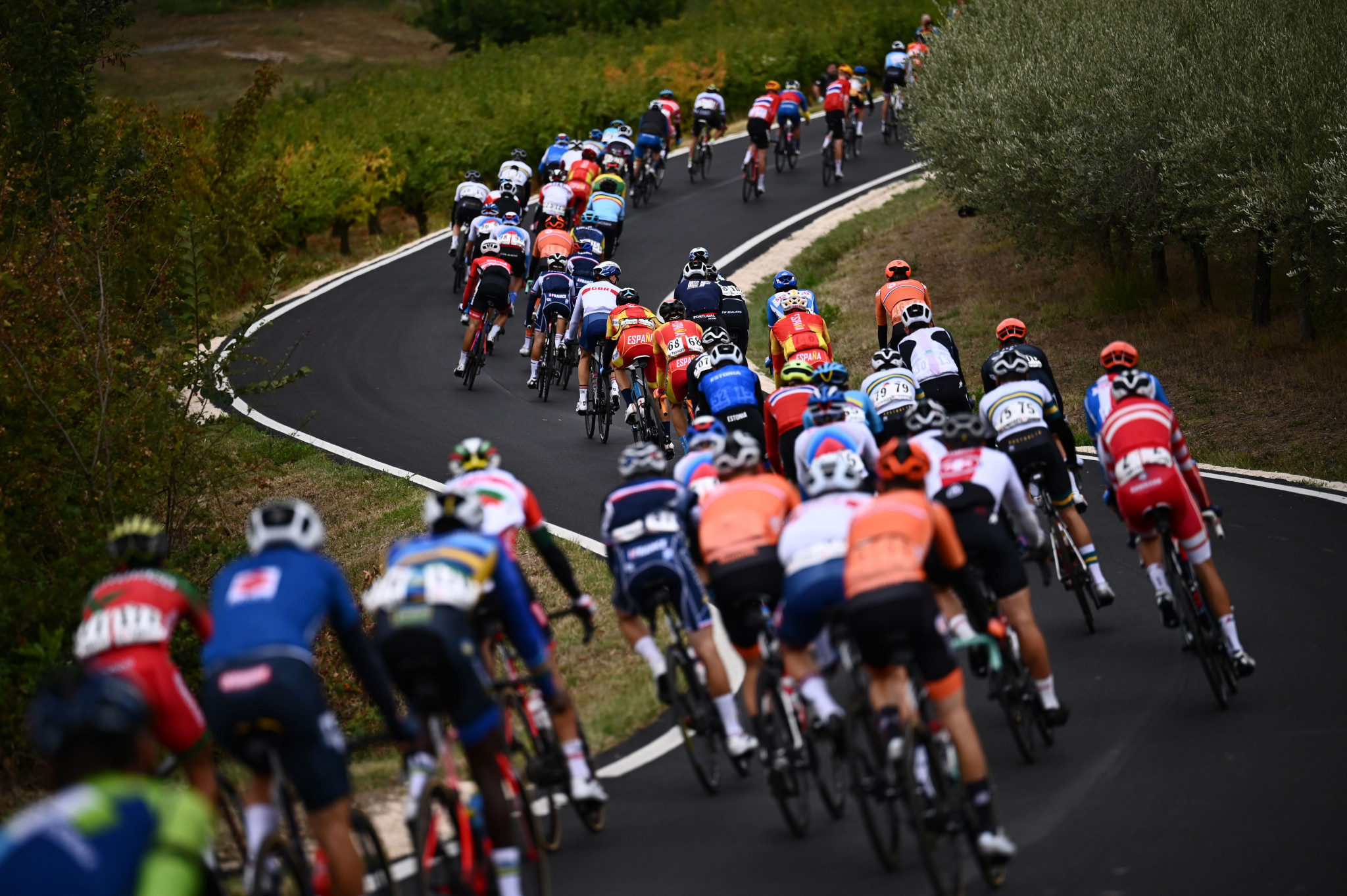Imola in Italy stepping to host the UCI Road World Championships at late notice ©Getty Images