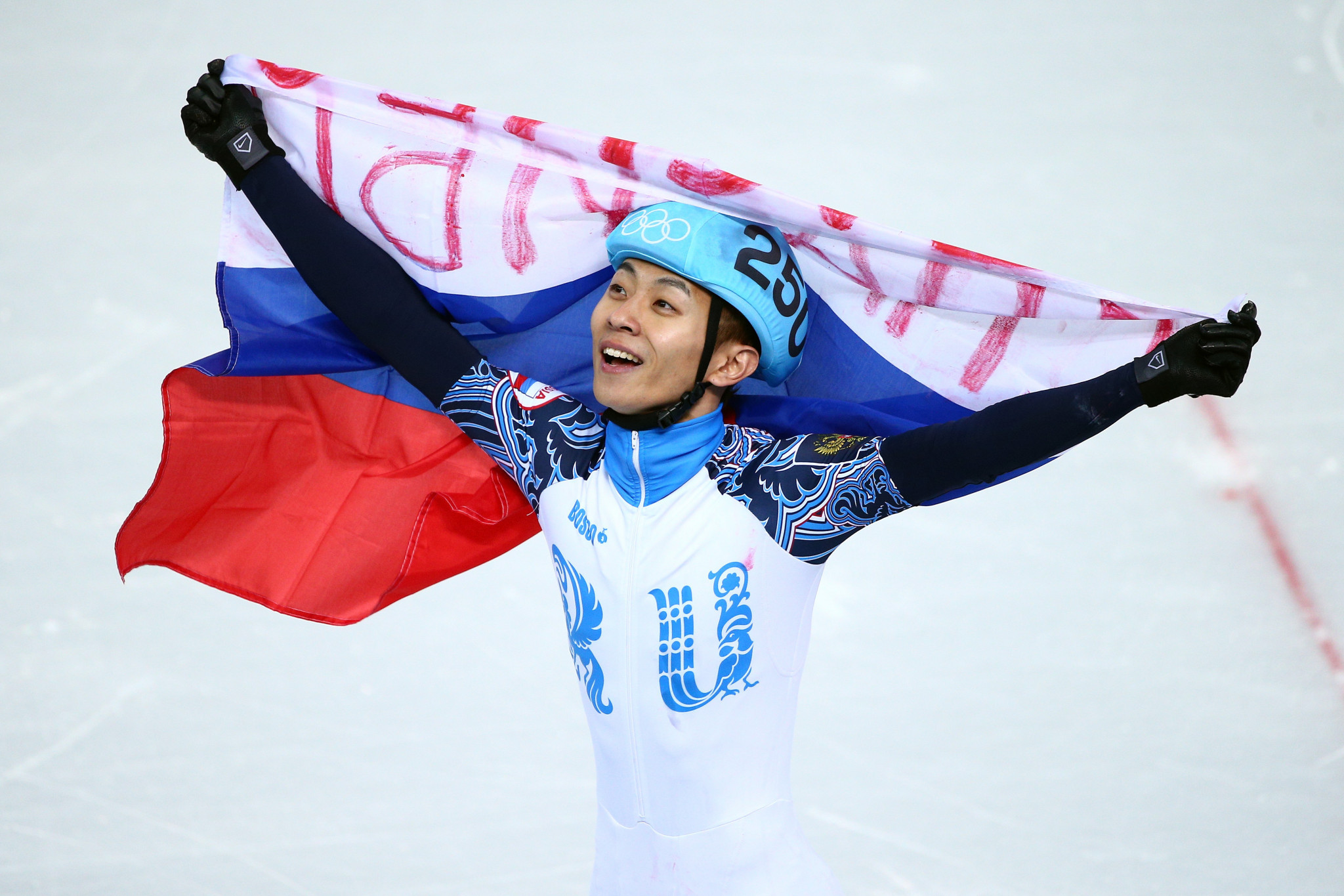 Viktor Ahn switched to Russia from South Korea ©Getty Images