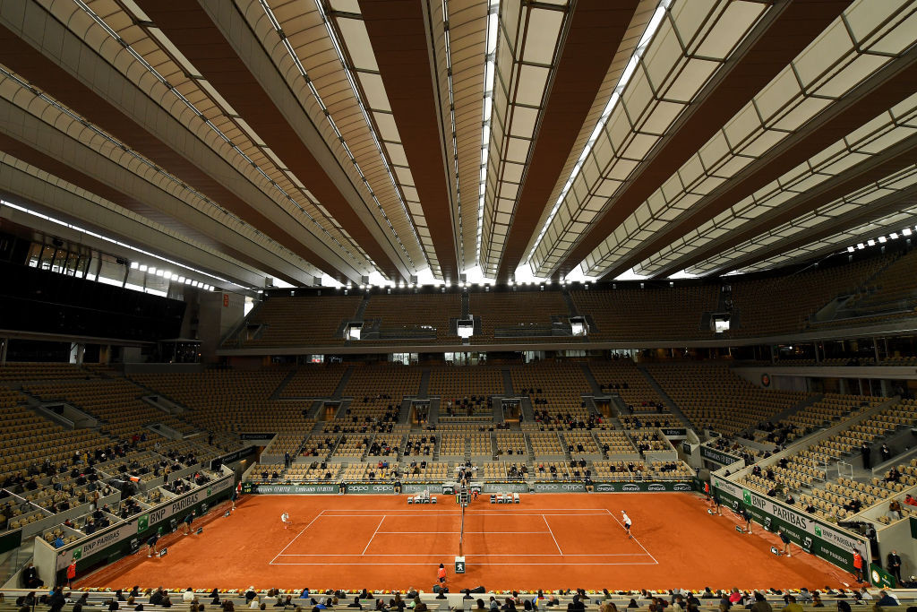 French Open players with COVID-19 proof will not be thrown out, report claims